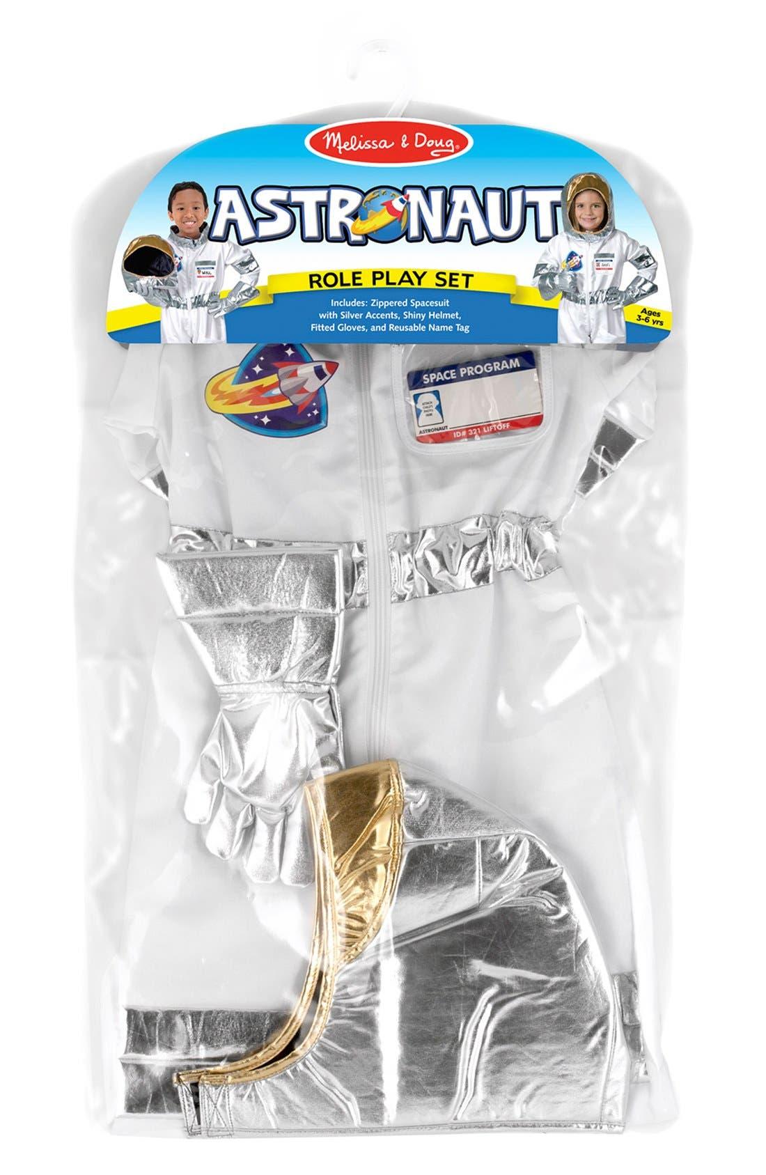 Astronaut Role Play Set,                             Alternate thumbnail 2, color,                             040