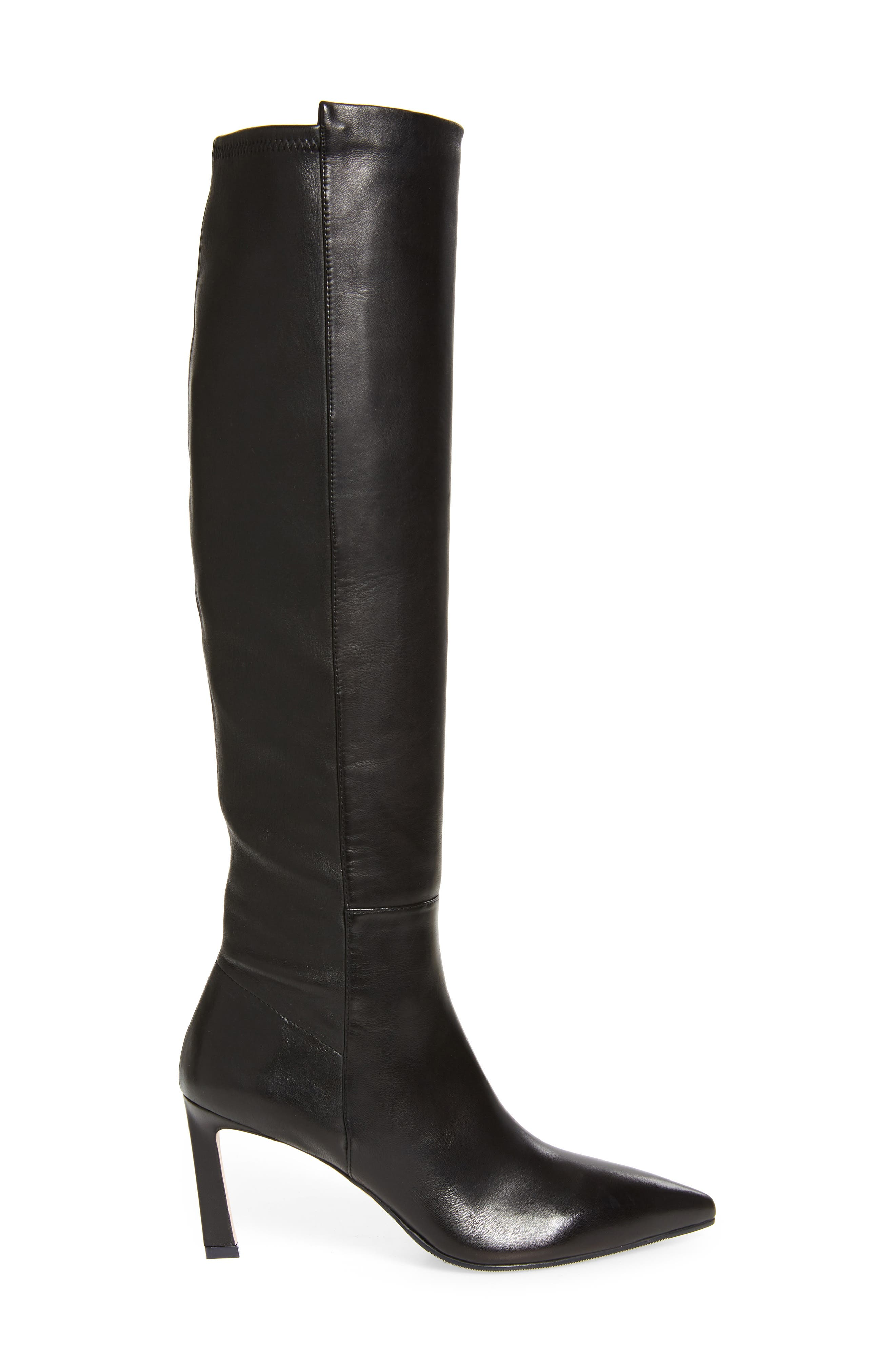 Demi Over the Knee Boot,                             Alternate thumbnail 3, color,                             003