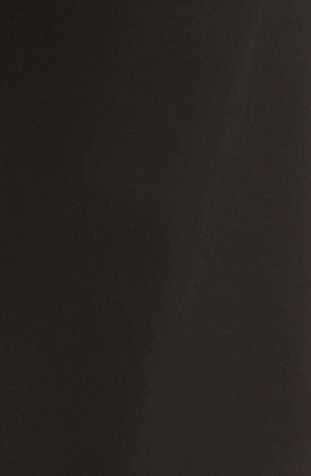 Ives SUD Straight Leg Pants,                             Alternate thumbnail 5, color,                             SUPER BLACK