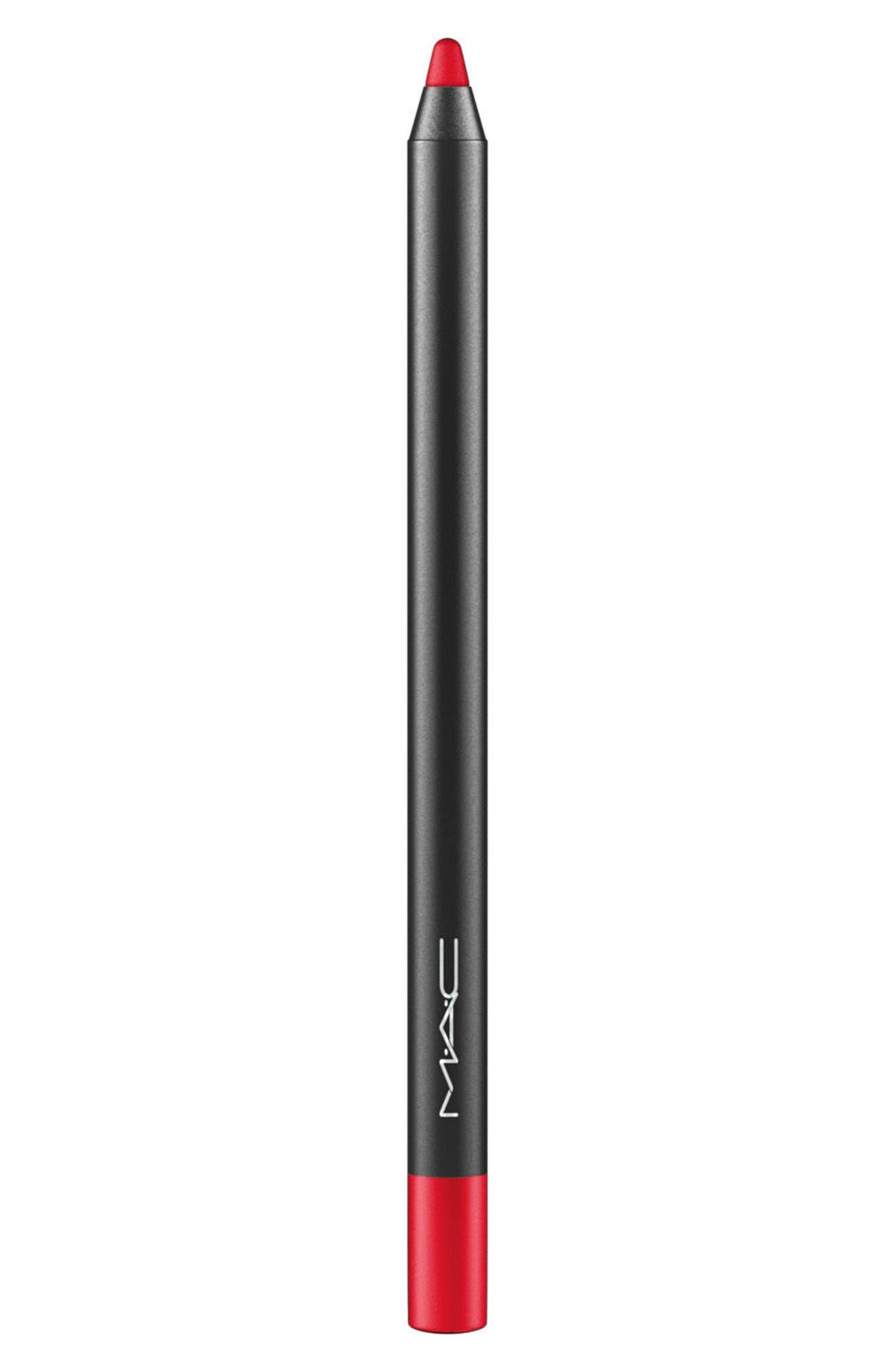 MAC Pro Longwear Lip Pencil,                             Alternate thumbnail 2, color,                             KISS ME QUICK