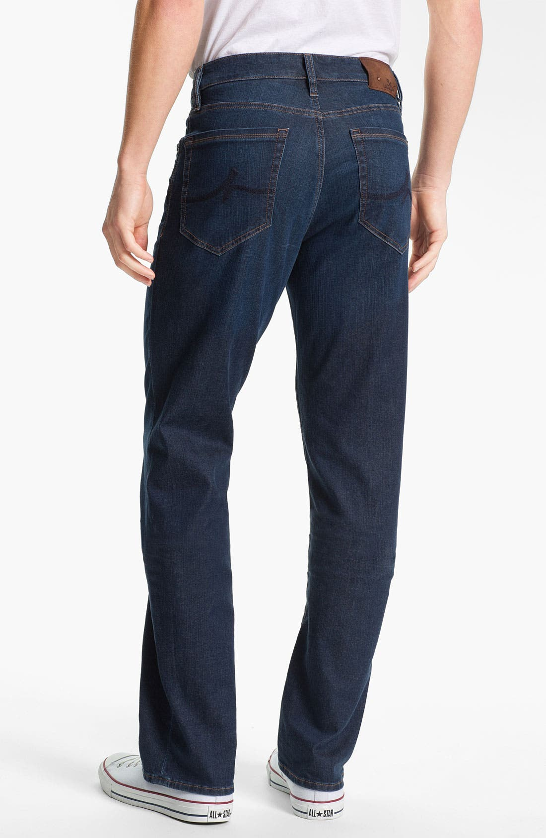 34 HERITAGE,                             'Charisma' Classic Relaxed Fit Jeans,                             Alternate thumbnail 3, color,                             DARK CASHMERE WASH