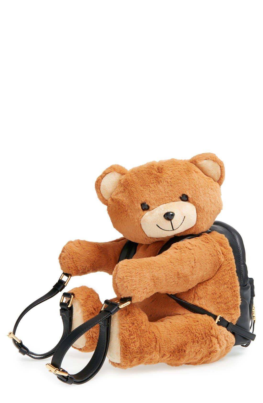 'Bear Hug' Backpack,                             Main thumbnail 1, color,                             200