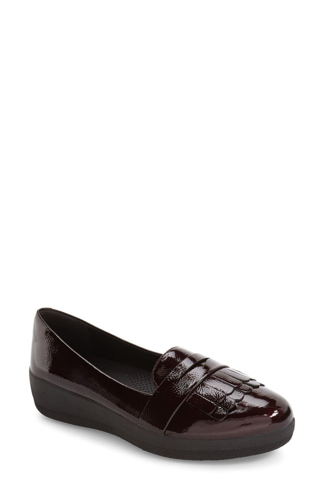 Fringey Loafer,                             Main thumbnail 9, color,