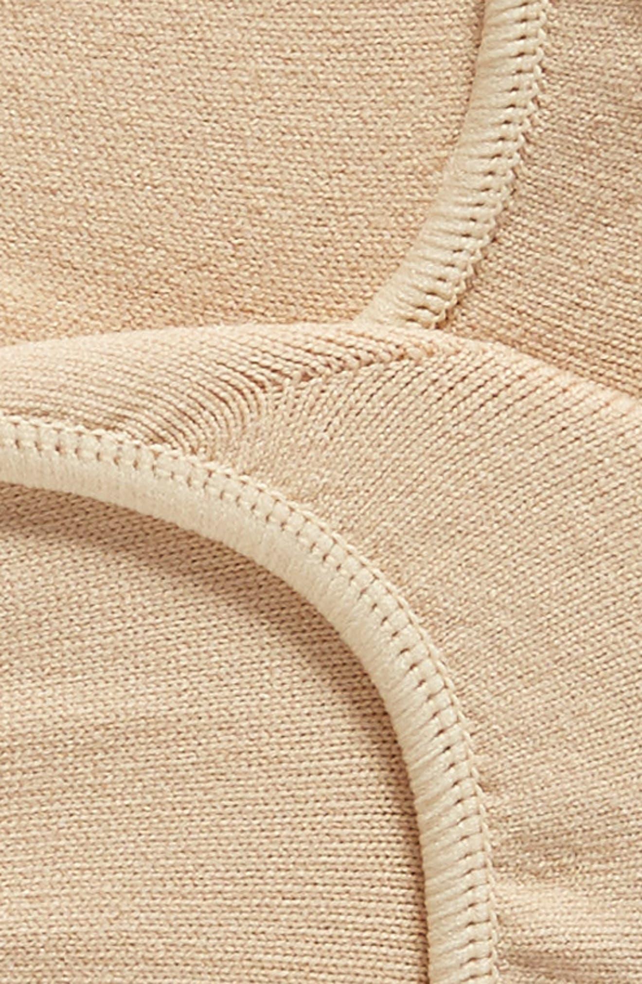 3-Pack Liner Socks,                             Alternate thumbnail 3, color,                             NUDE