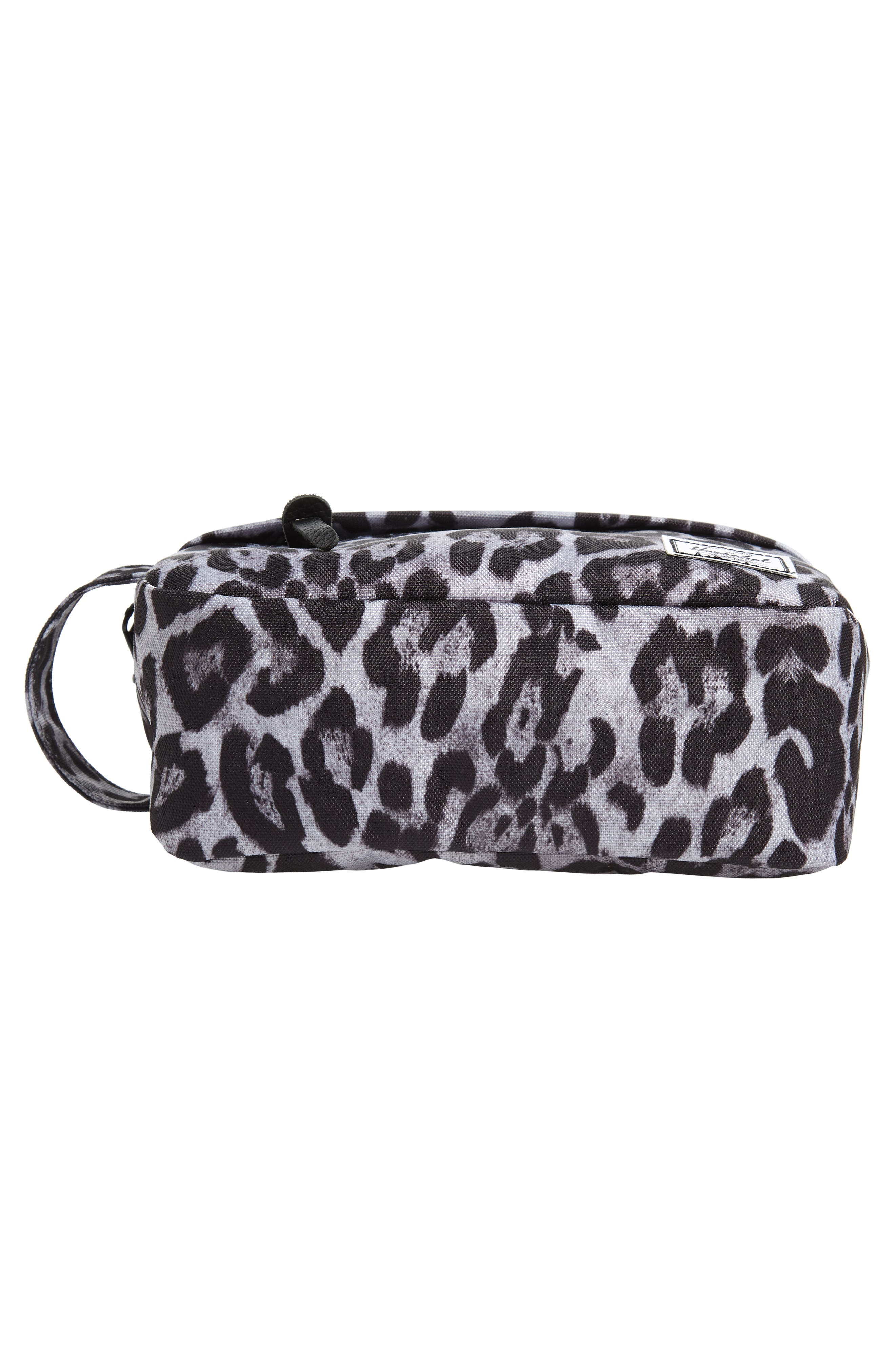 Chapter Carry-On Travel Kit,                             Alternate thumbnail 5, color,                             SNOW LEOPARD