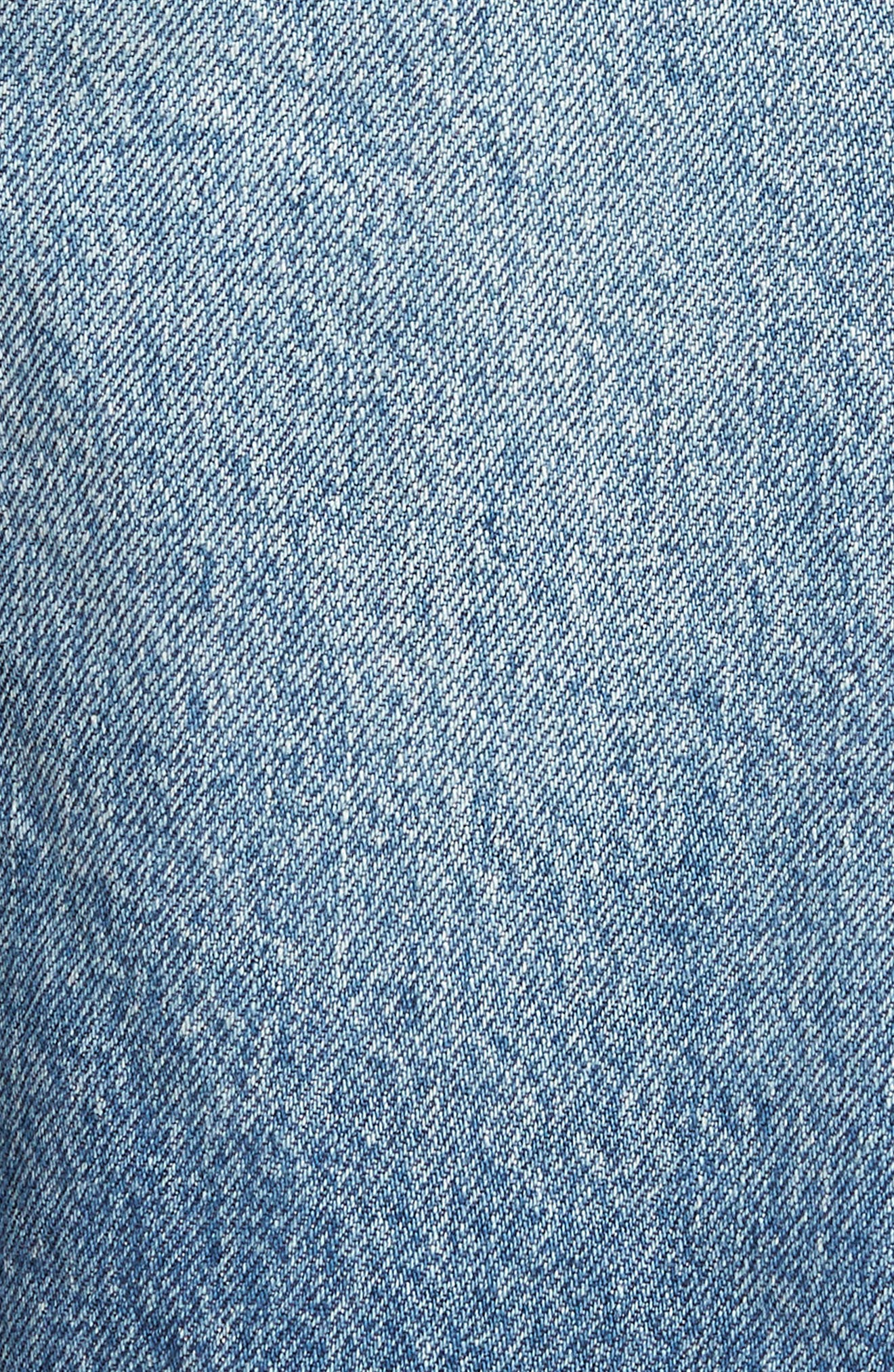 501<sup>®</sup> Cutoff Denim Shorts,                             Alternate thumbnail 5, color,                             420