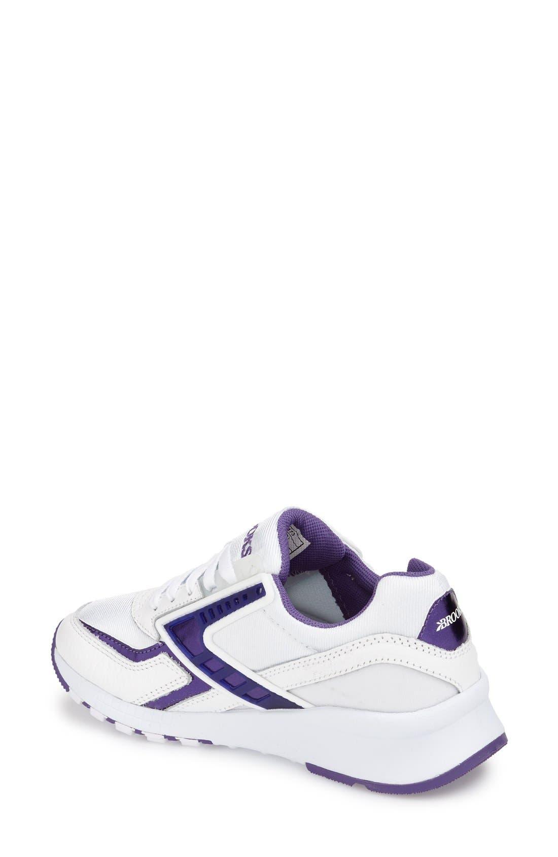 'Evenfall Regent' Sneaker,                             Alternate thumbnail 8, color,