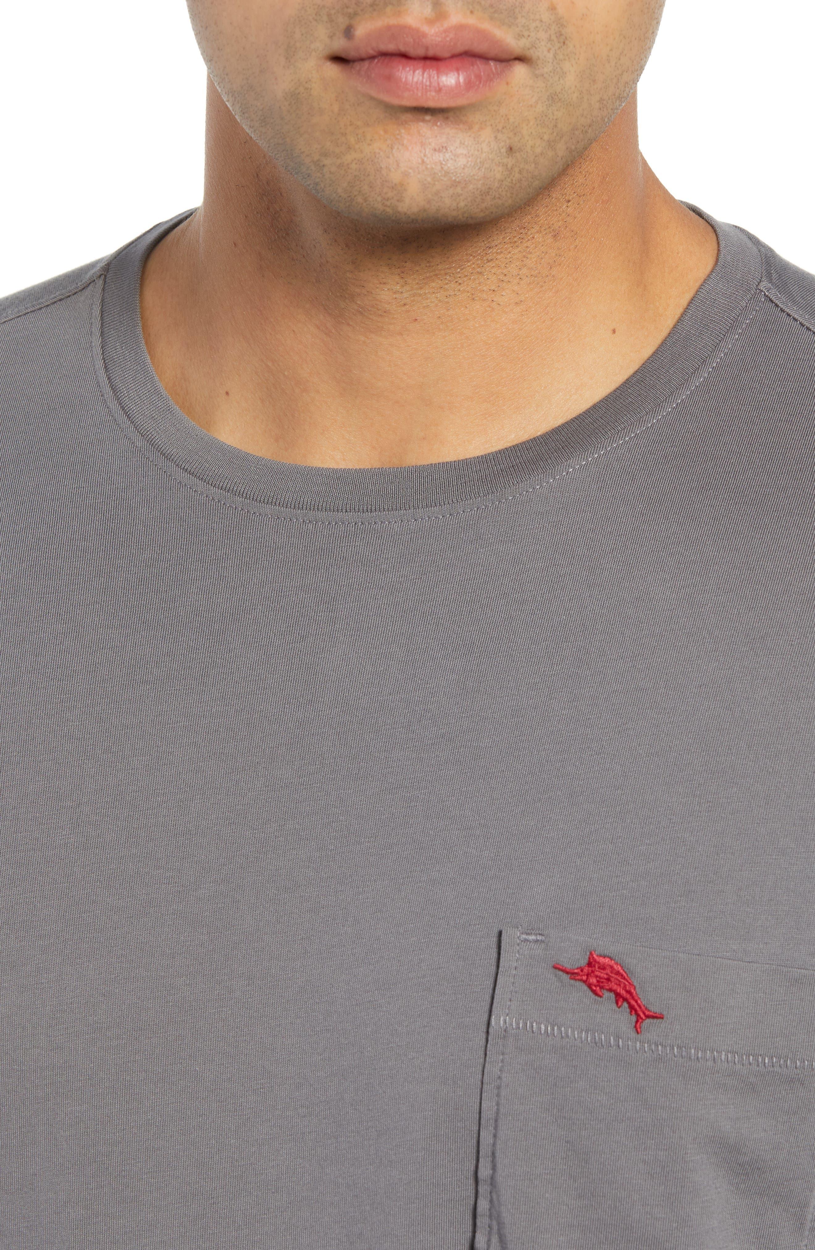 New Bali Skyline T-Shirt,                             Alternate thumbnail 4, color,                             CAVE