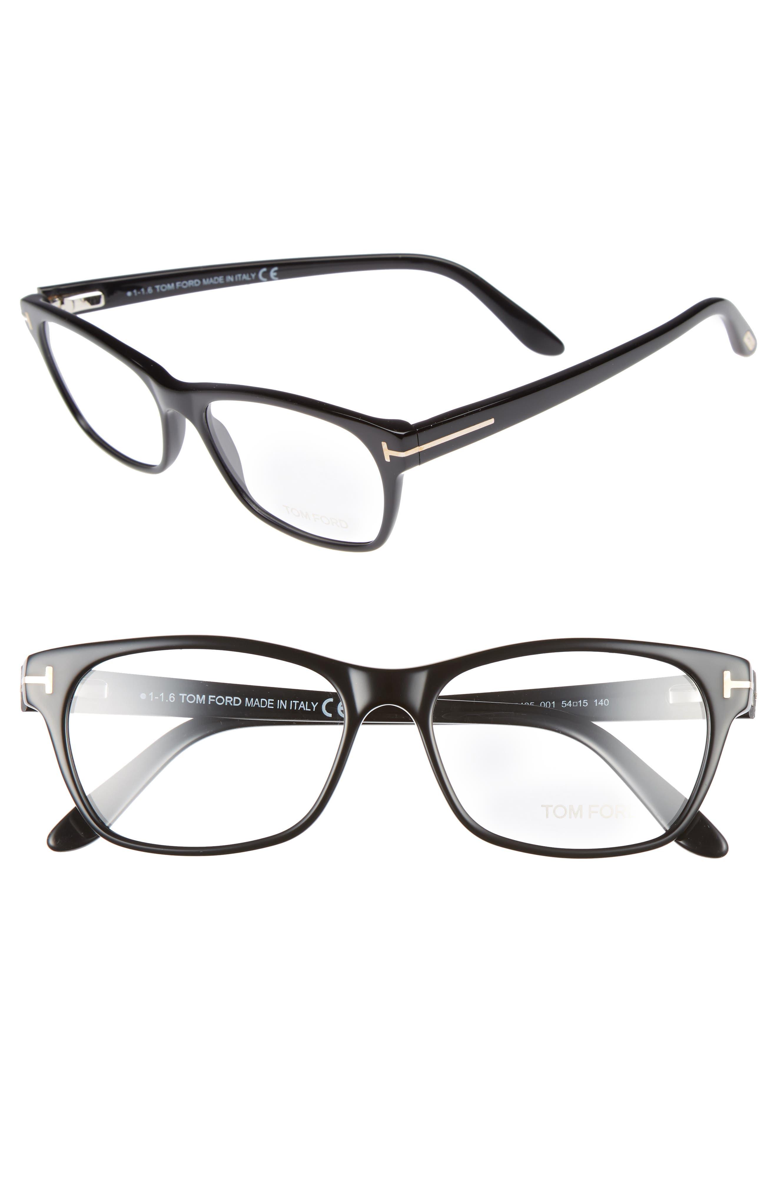 54mm Optical Glasses,                         Main,                         color, 001