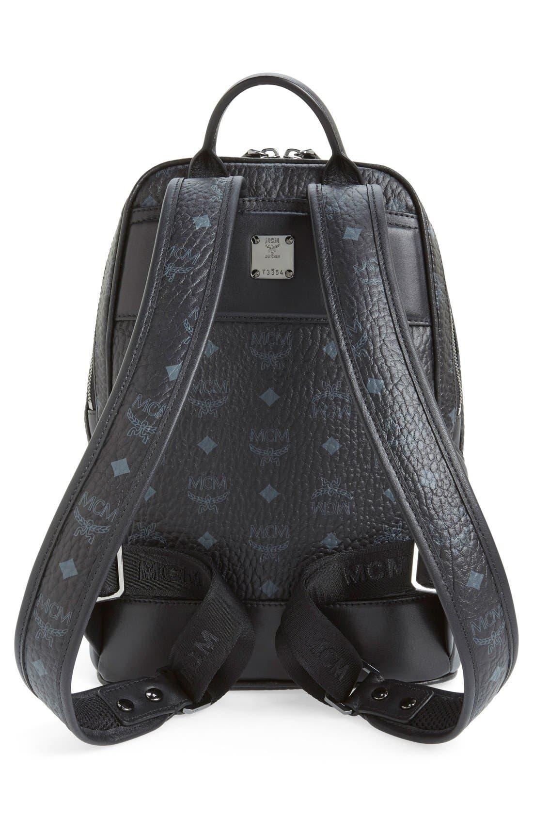 'Duke Visetos' Backpack,                             Alternate thumbnail 4, color,                             001