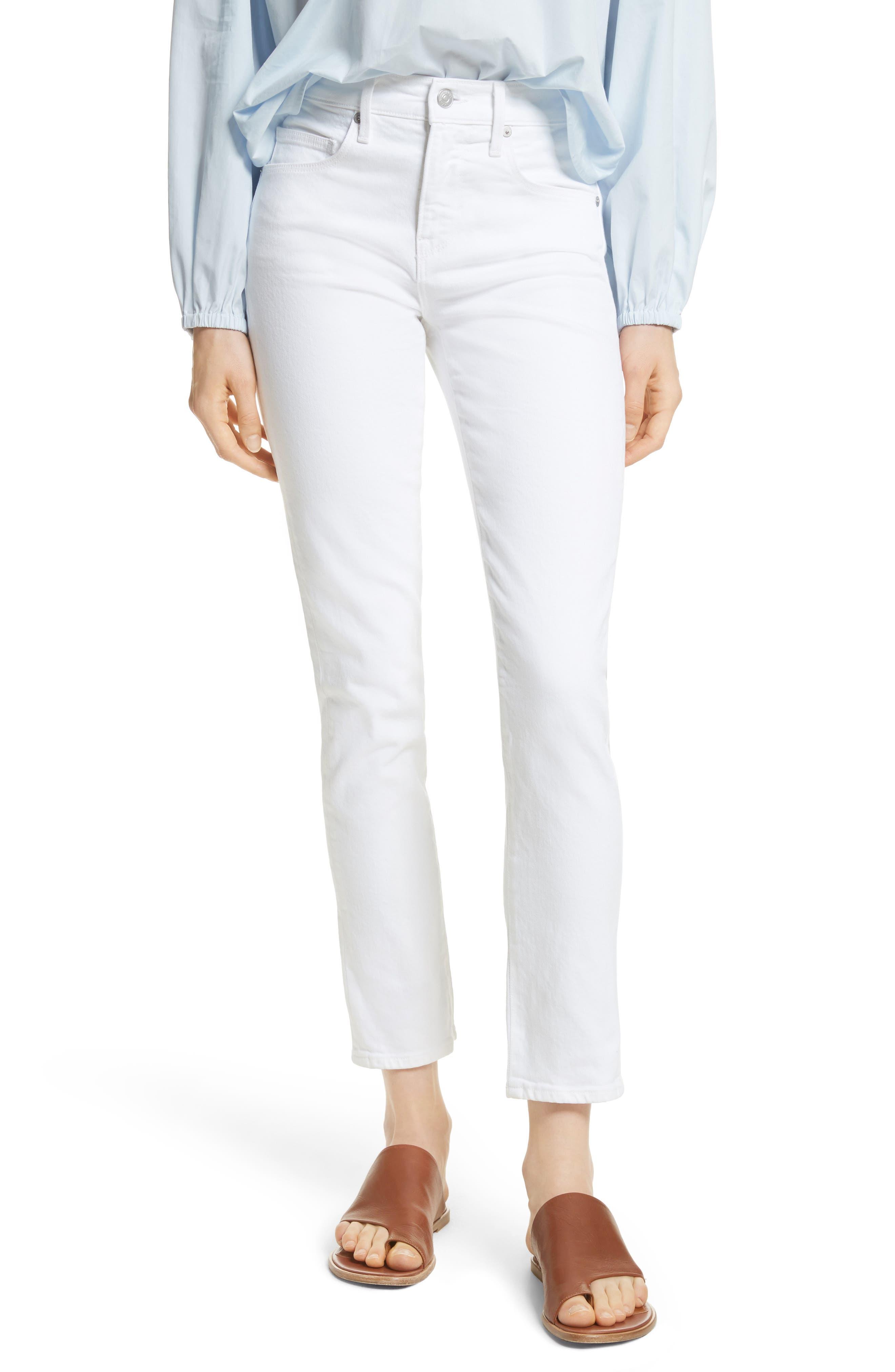 Skinny Crop Jeans,                             Main thumbnail 2, color,