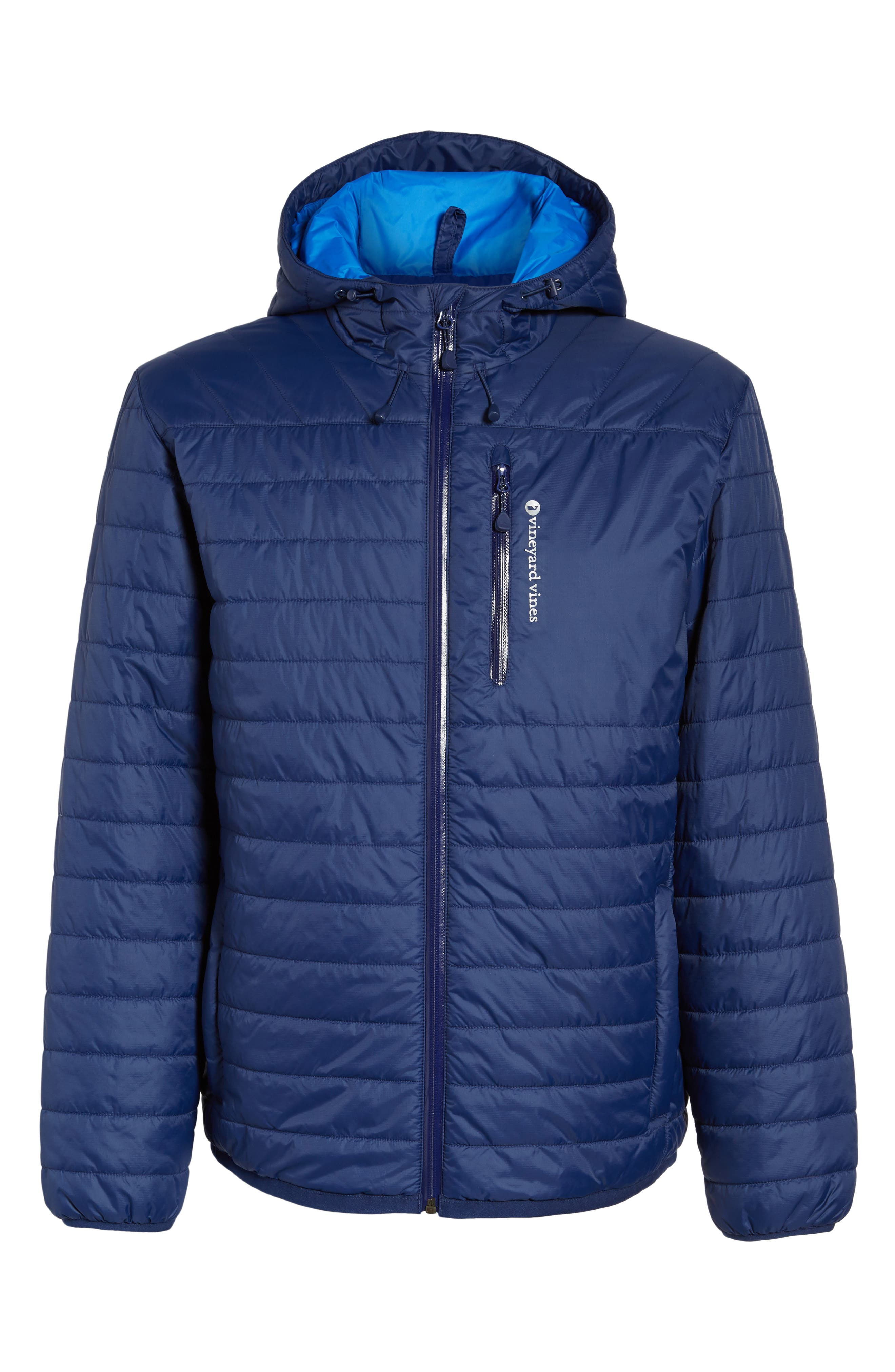 Updated Mountain Weekend Quilted Jacket,                             Alternate thumbnail 5, color,