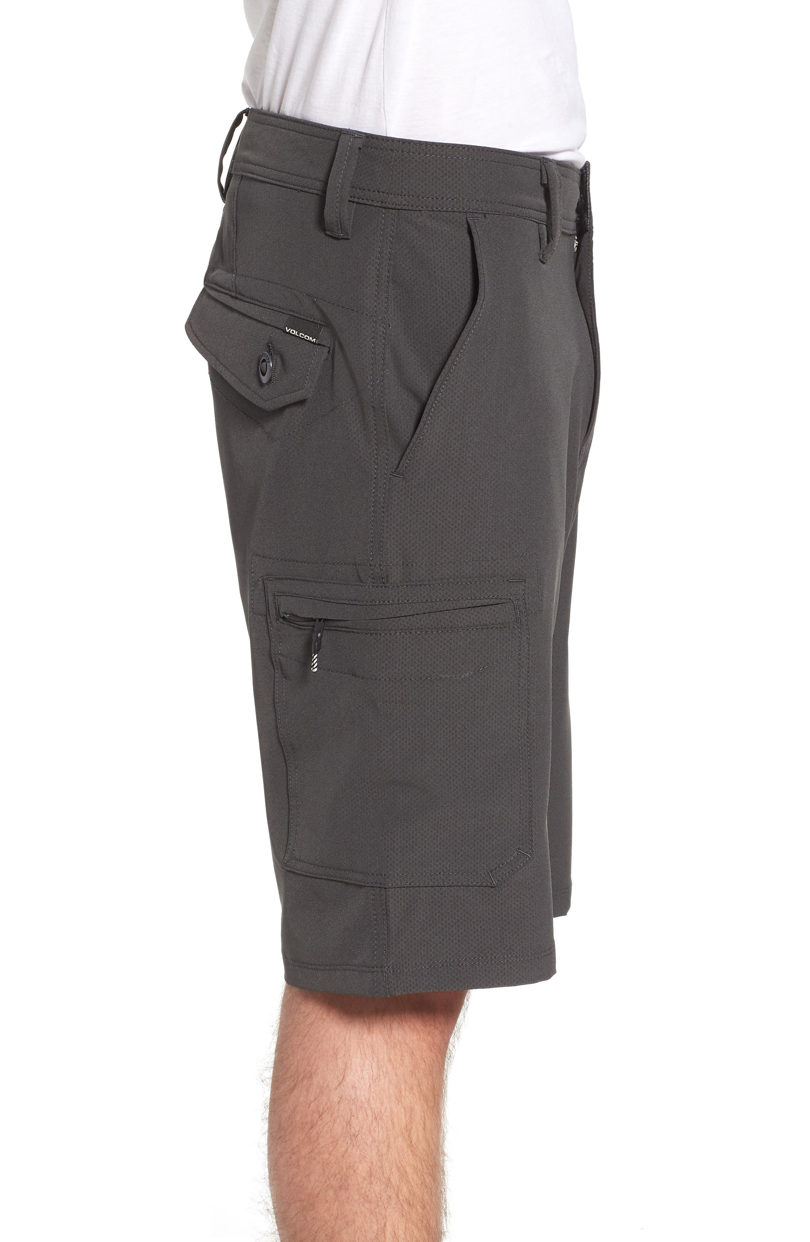 Surf N' Turf Dry Cargo Hybrid Shorts,                             Alternate thumbnail 3, color,                             020