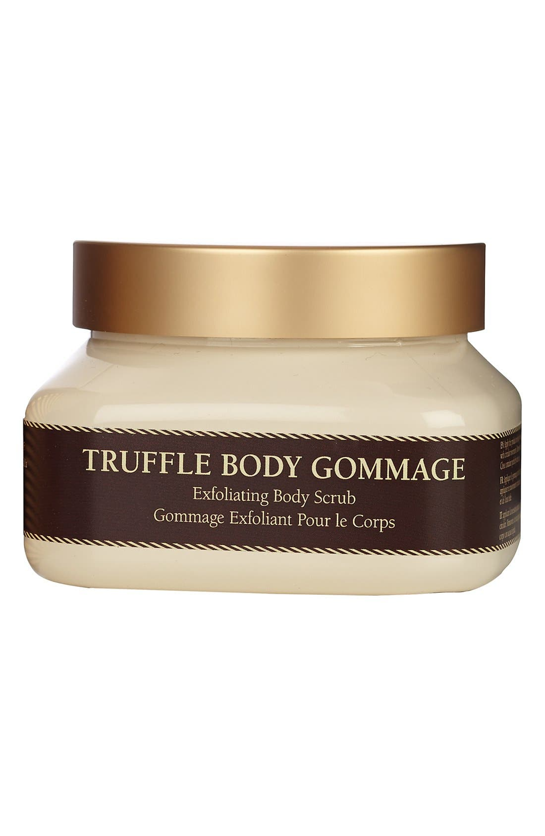 SKIN&CO Truffle Body Gommage,                             Main thumbnail 1, color,                             000