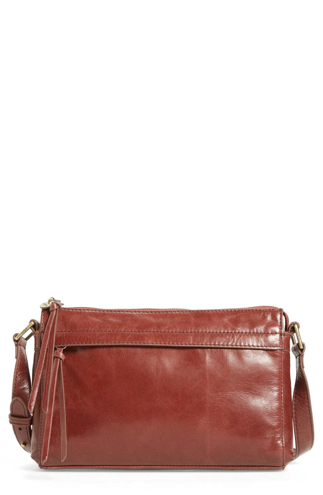 Tobey Leather Crossbody Bag,                             Main thumbnail 6, color,