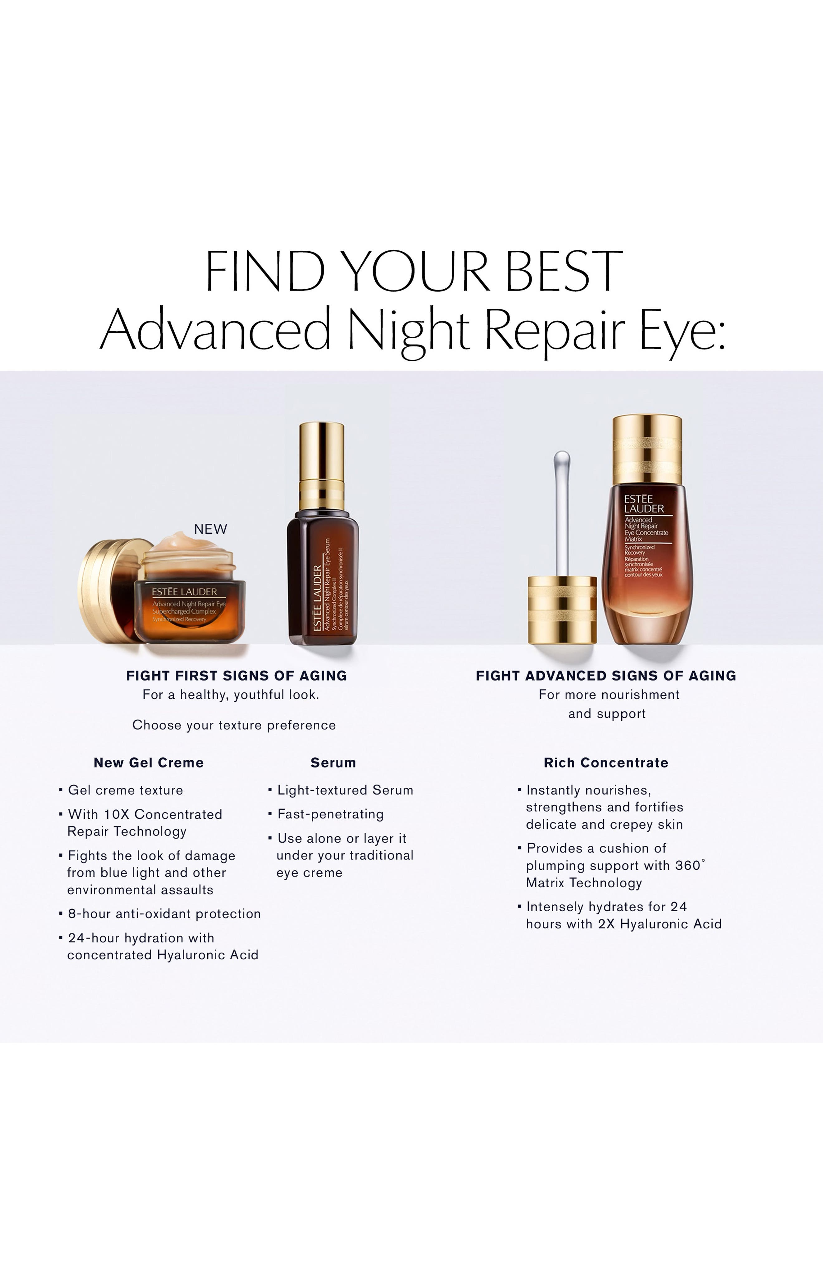 Advanced Night Repair Eye Supercharged Complex Synchronized Recovery,                             Alternate thumbnail 5, color,                             NO COLOR