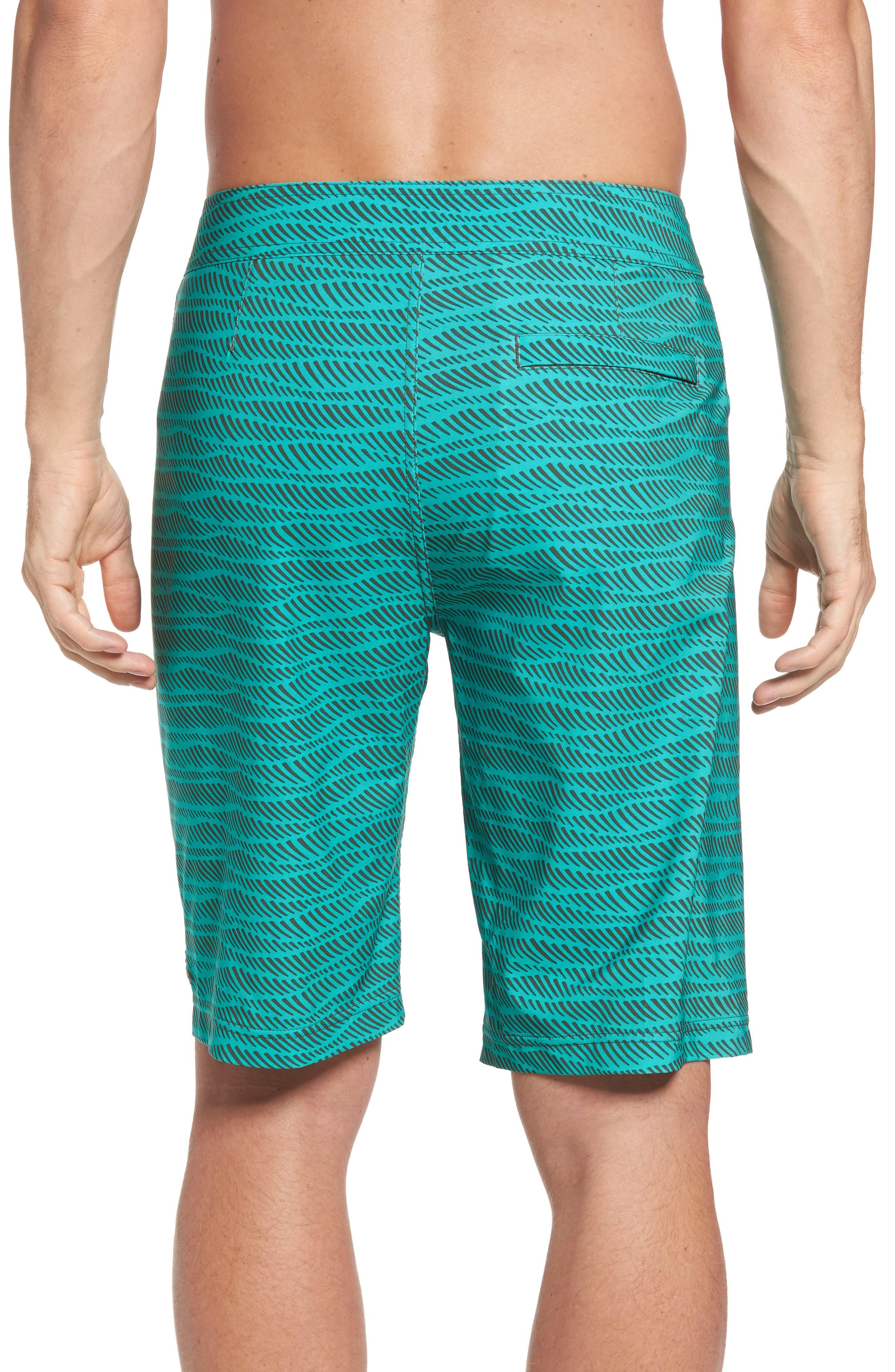 'Sediment' Stretch Board Shorts,                             Alternate thumbnail 29, color,