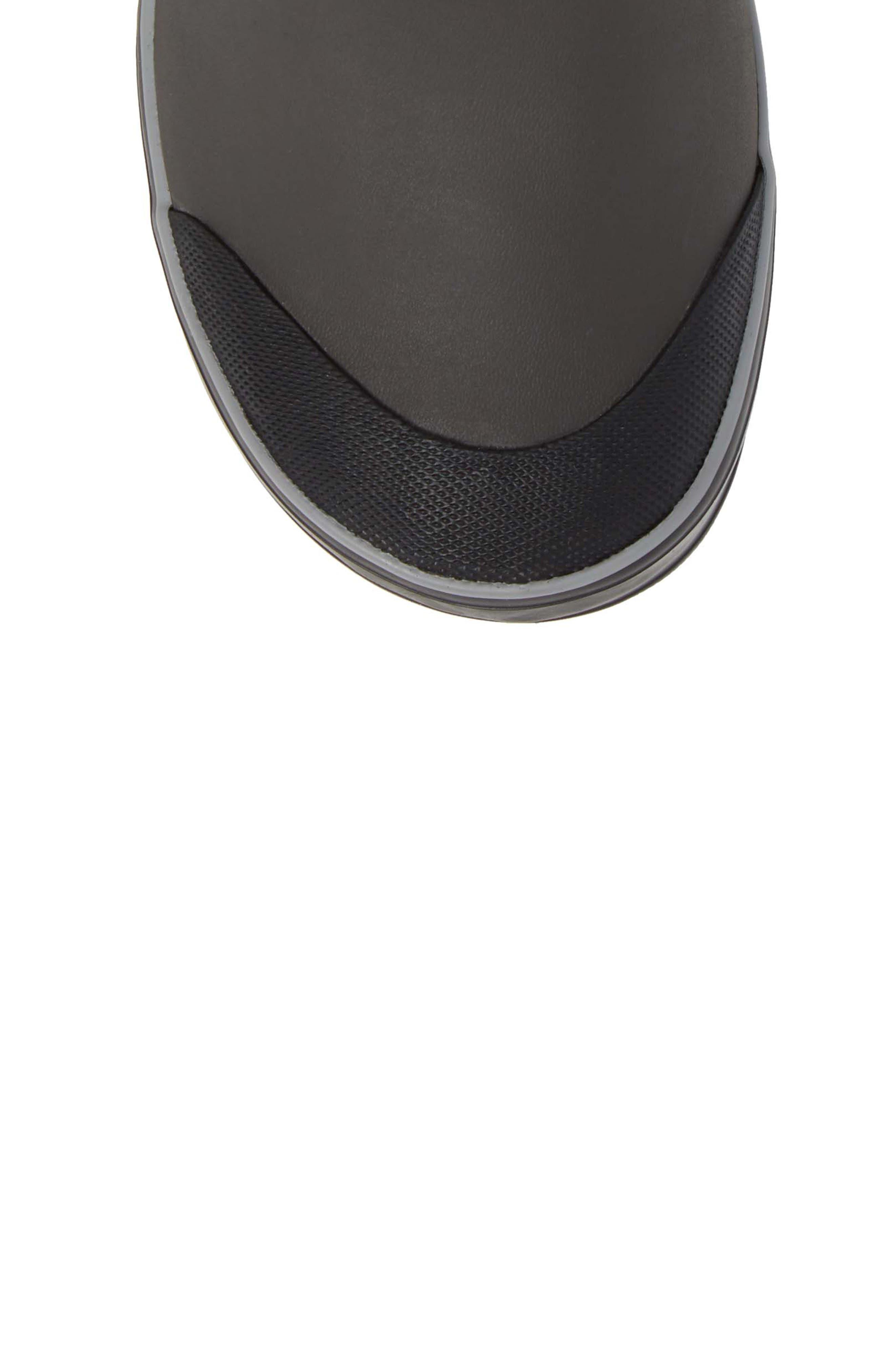 Elsa Chelsea Waterproof Faux Fur Lined Boot,                             Alternate thumbnail 19, color,