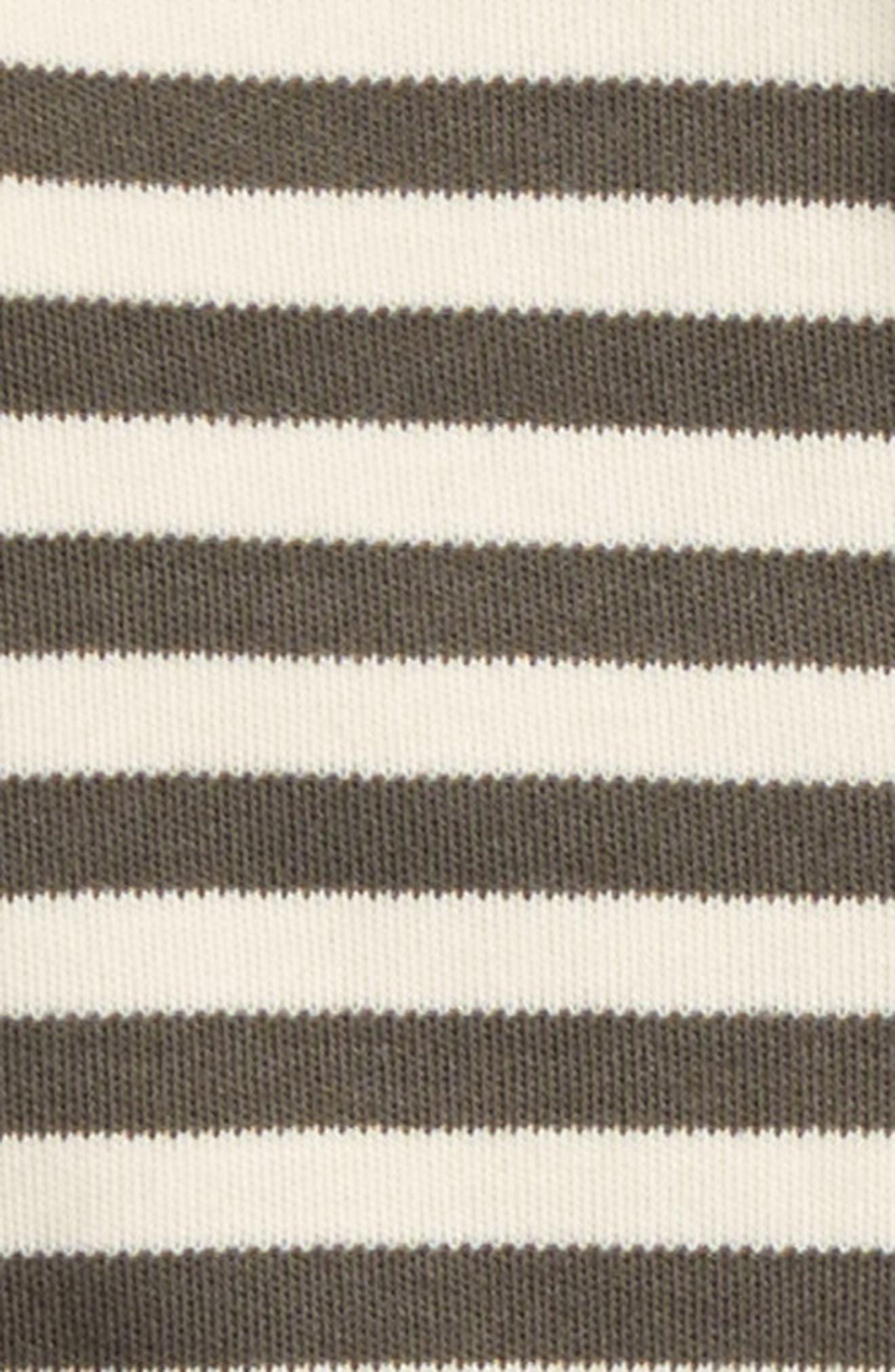 Organic Cotton Footie,                             Alternate thumbnail 2, color,                             020
