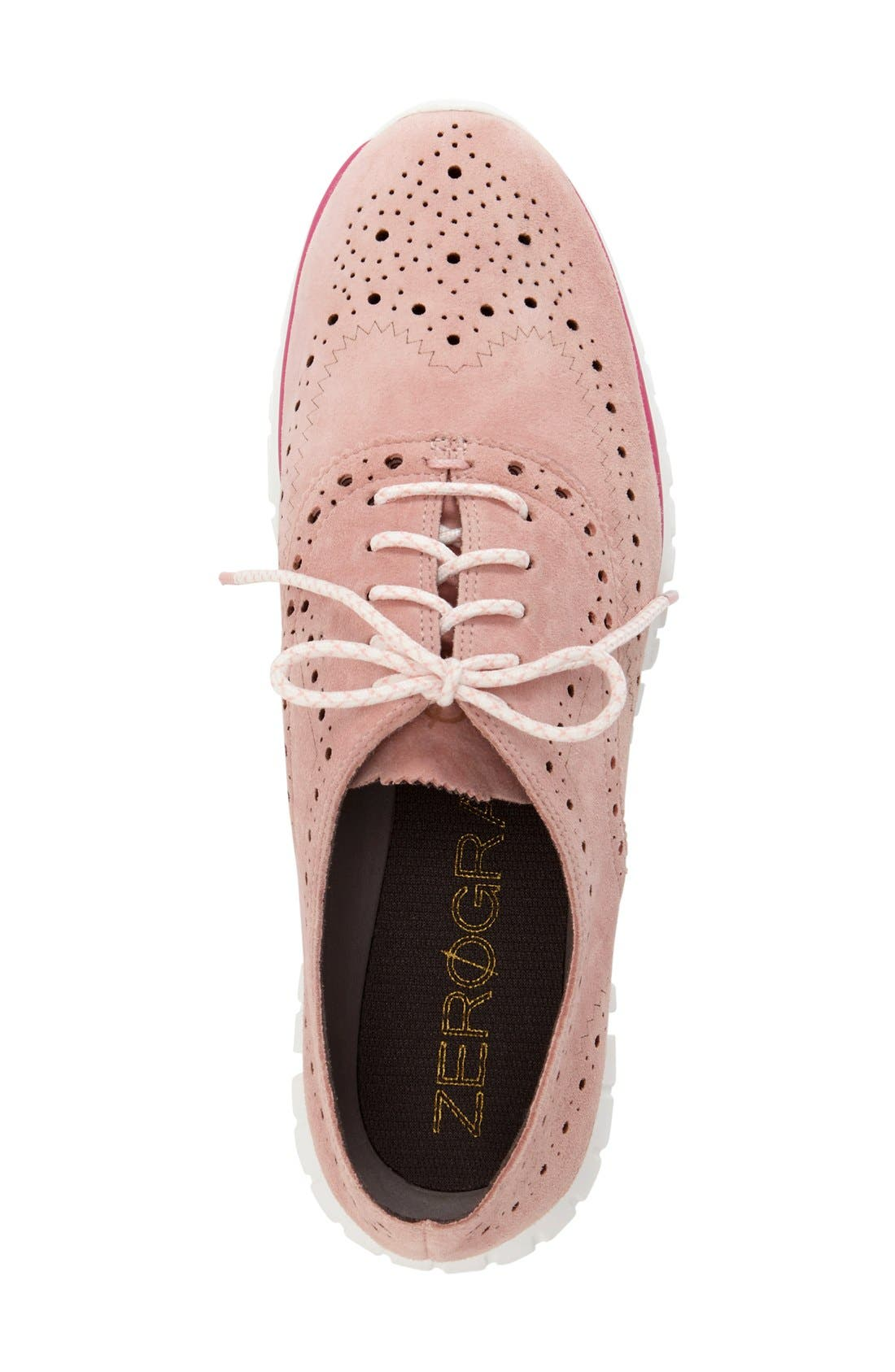 'ZeroGrand' Perforated Wingtip,                             Alternate thumbnail 87, color,