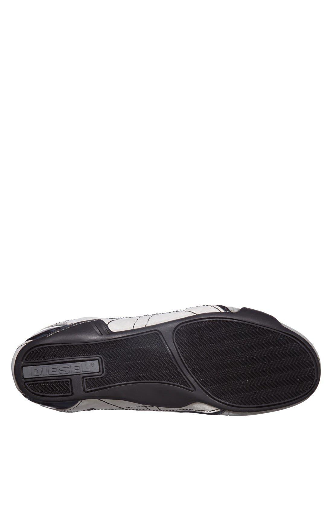 'Trackkers Korbin II' Sneaker,                             Alternate thumbnail 4, color,                             058