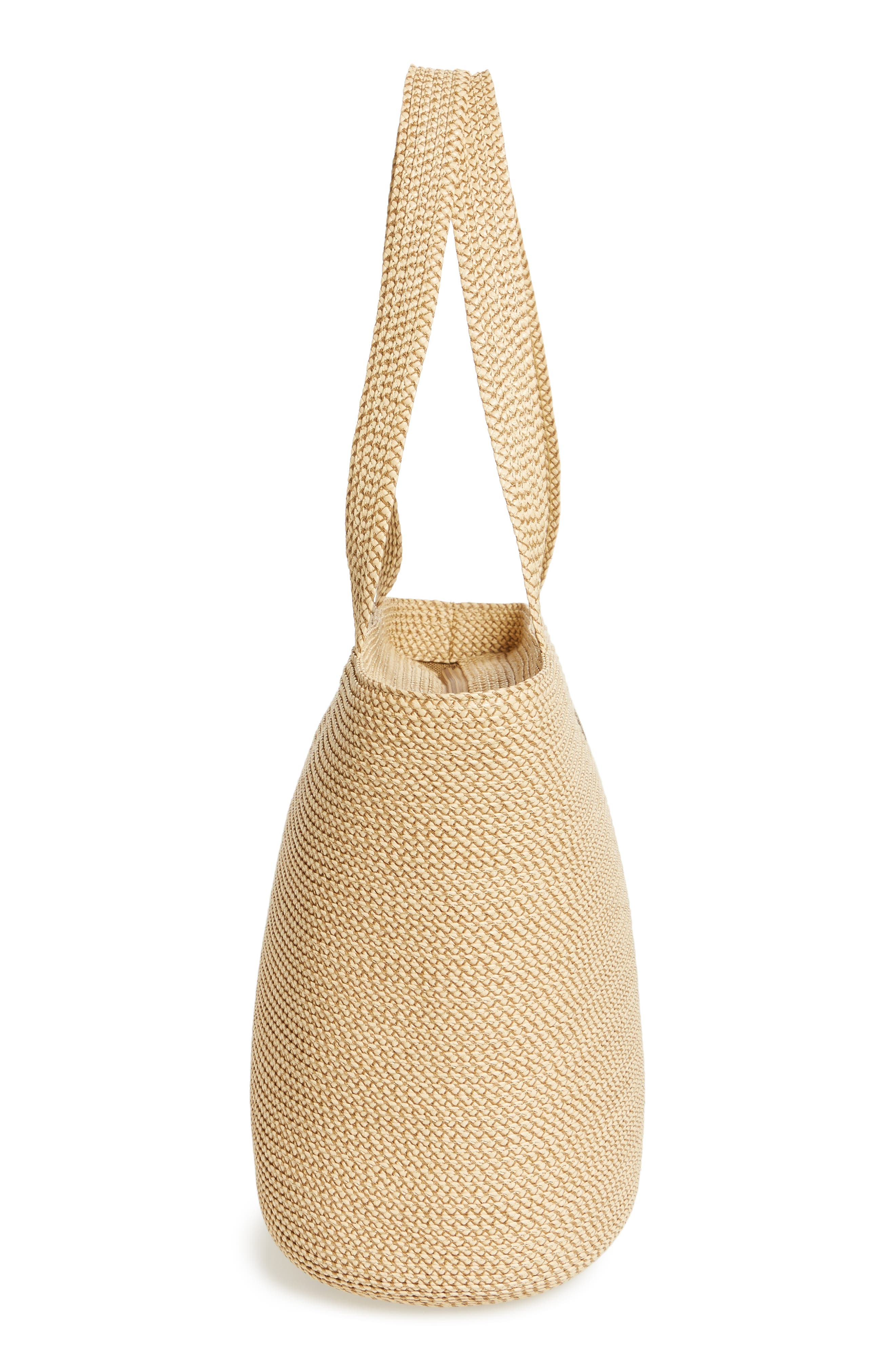 Squishee<sup>®</sup> Tote,                             Alternate thumbnail 5, color,                             PEANUT