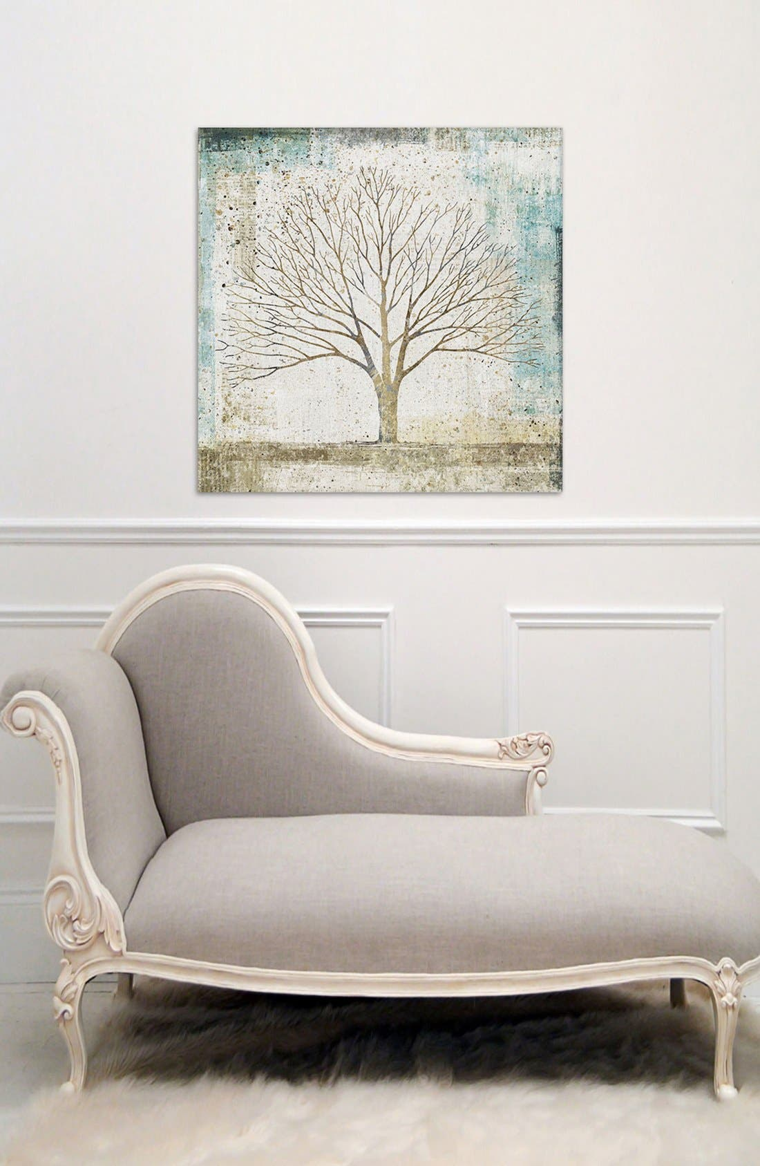 'Solitary Tree' Giclée Print Canvas Art,                             Alternate thumbnail 2, color,                             200