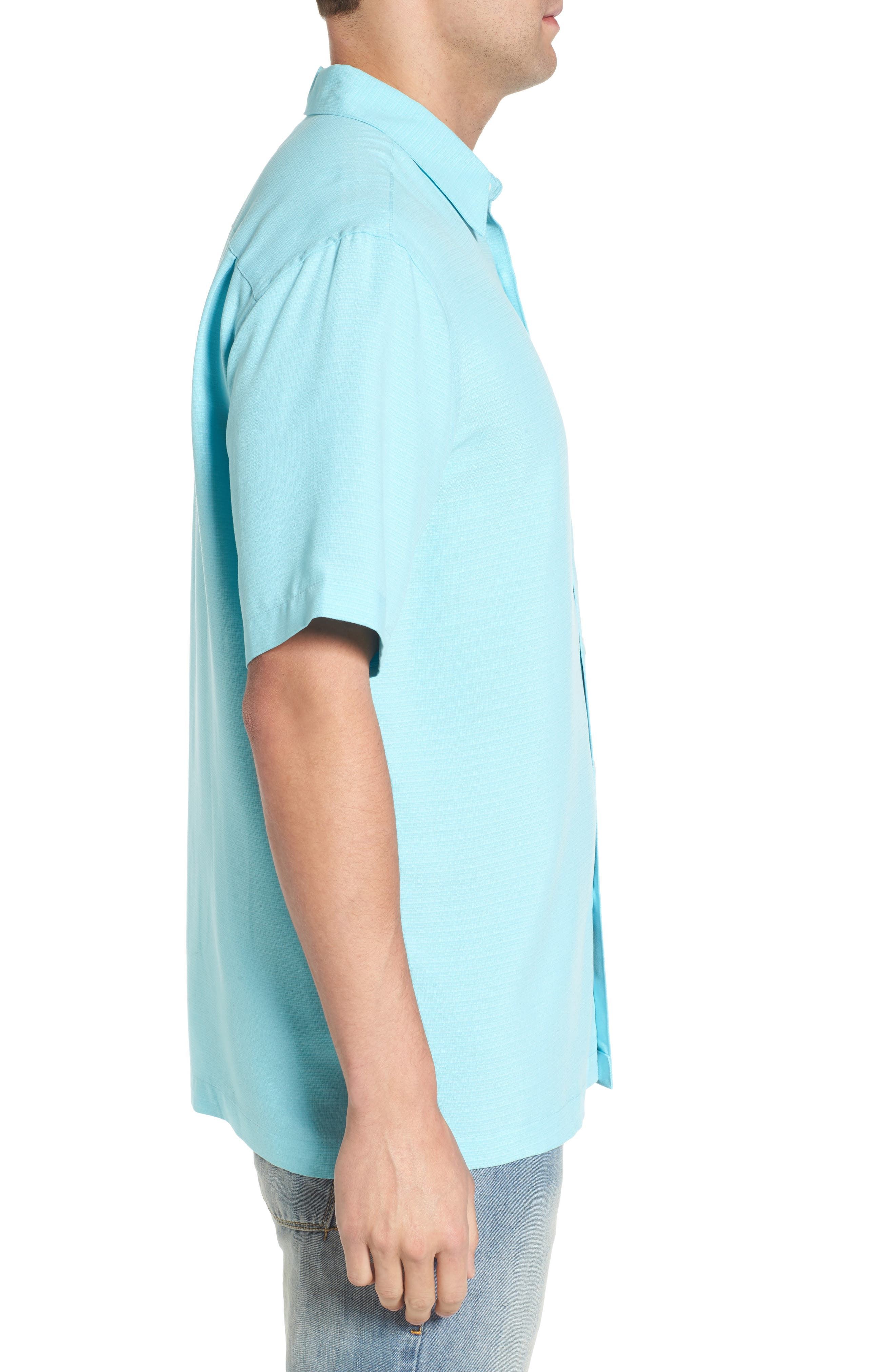 'Wind N Sea' Regular Fit Sport Shirt,                             Alternate thumbnail 15, color,
