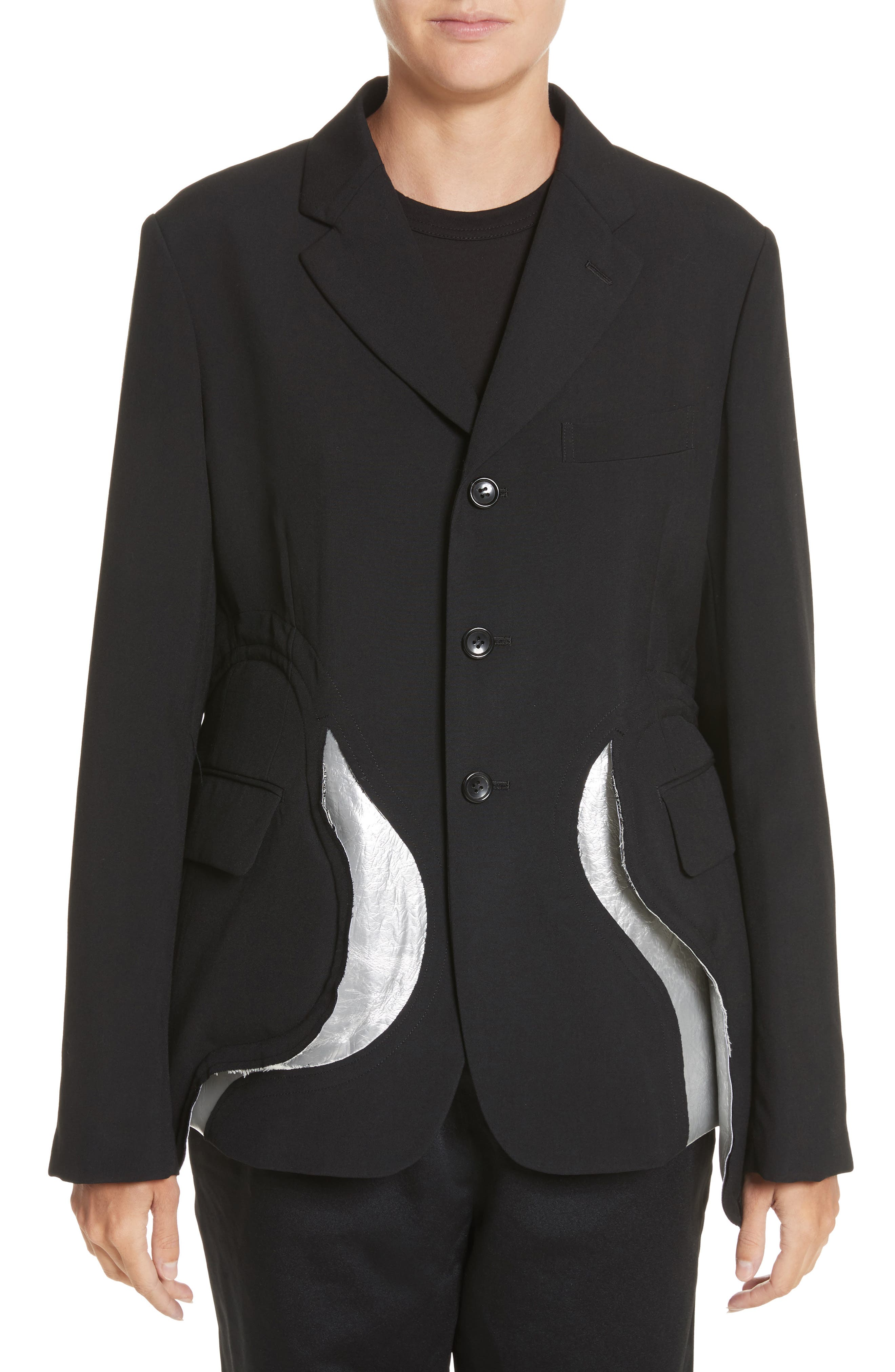 Cotton Jacket,                             Main thumbnail 1, color,