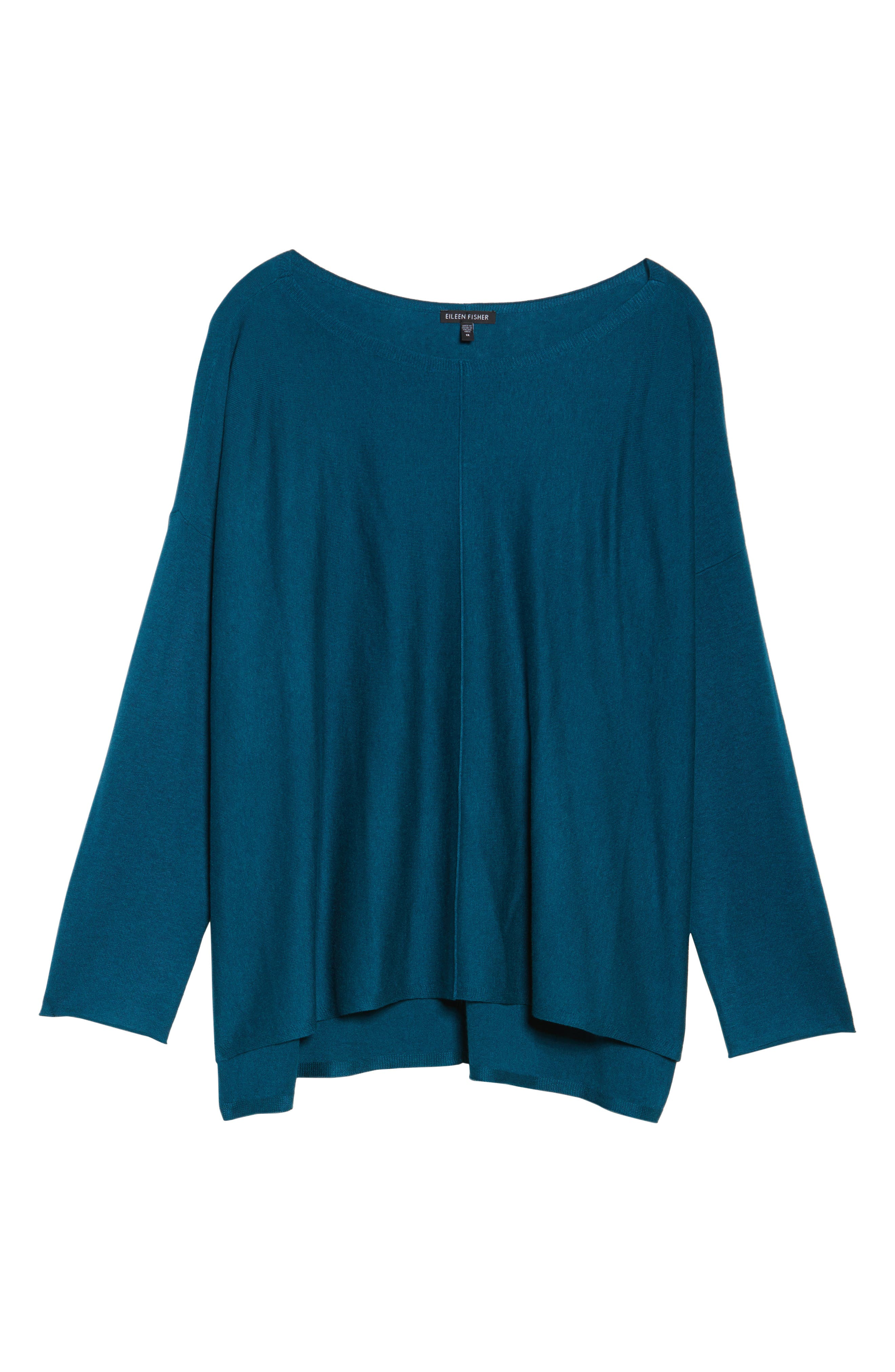 Tencel<sup>®</sup> Lyocell Blend Sweater,                             Alternate thumbnail 41, color,