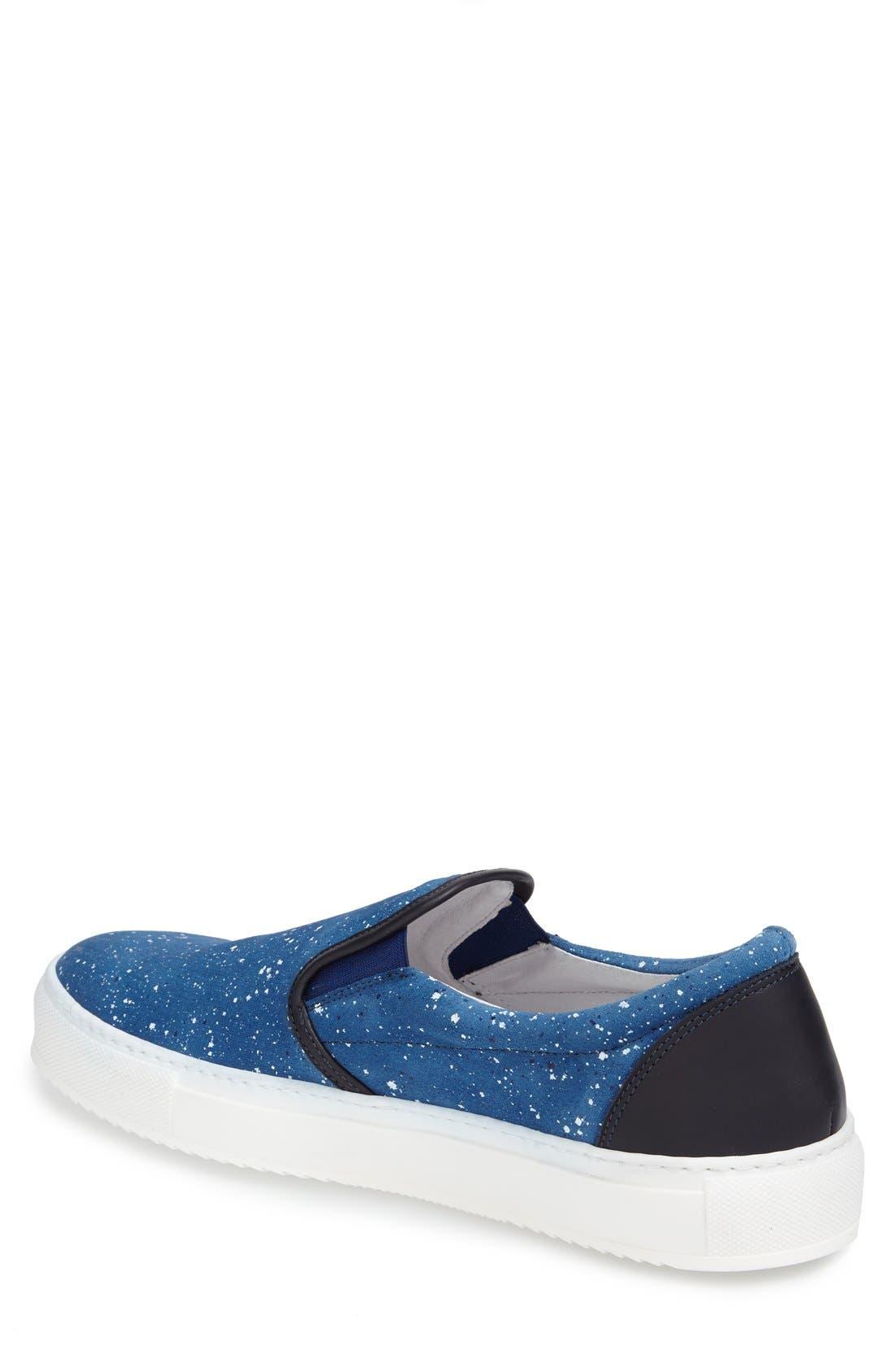Santorini Slip-On Sneaker,                             Alternate thumbnail 8, color,