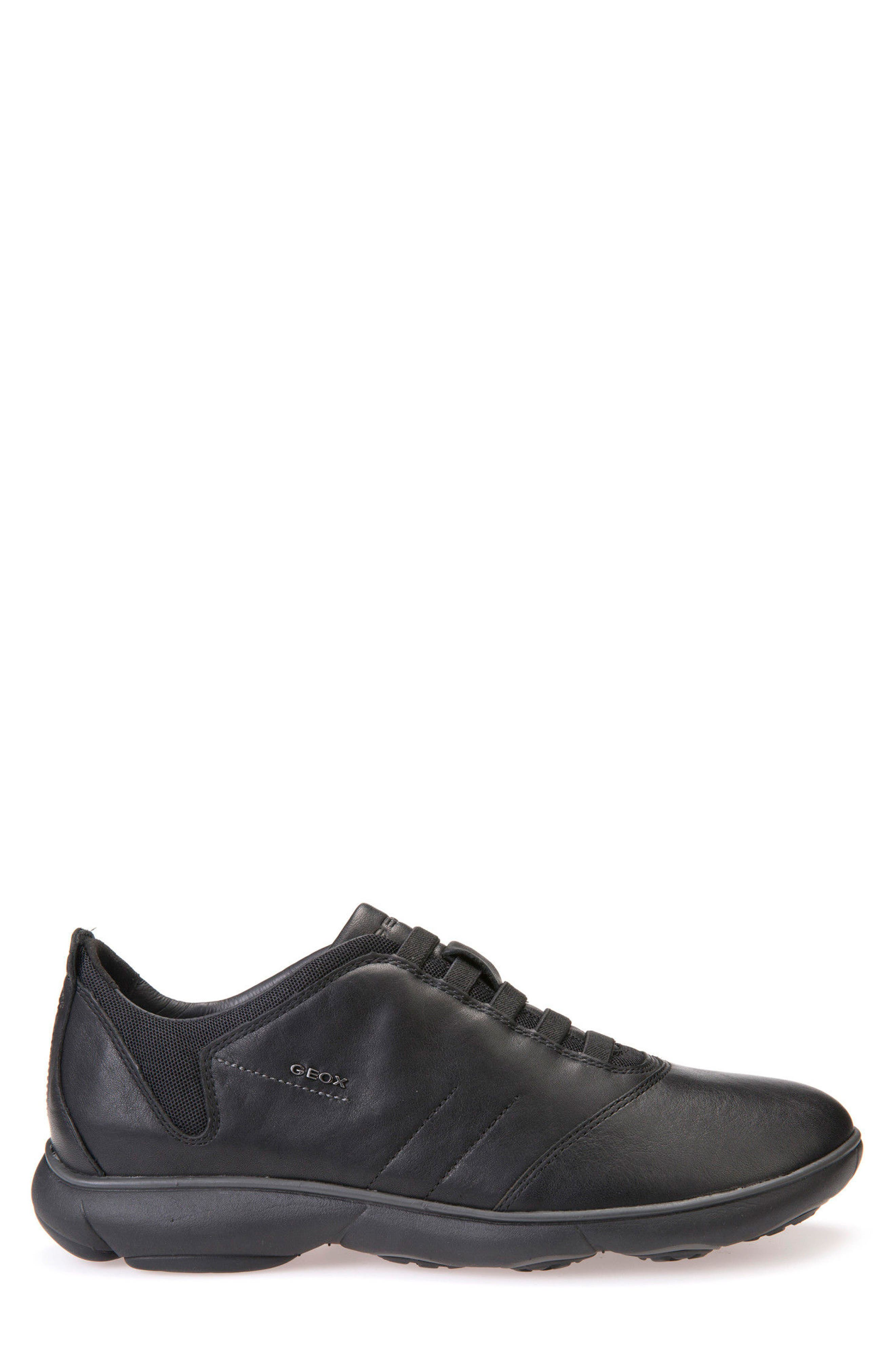 'Nebula 8' Sneaker,                             Alternate thumbnail 3, color,                             BLACK