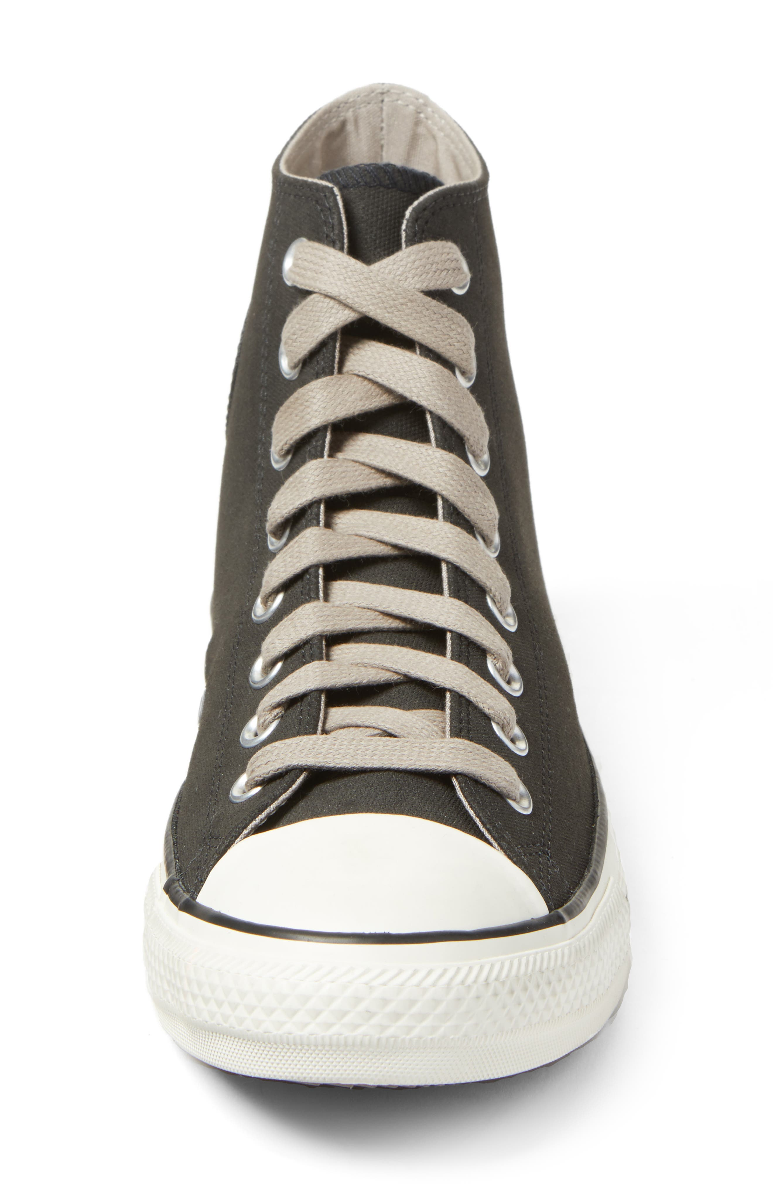 Chuck Taylor<sup>®</sup> All Star<sup>®</sup> Hi Sneaker,                             Alternate thumbnail 4, color,                             001