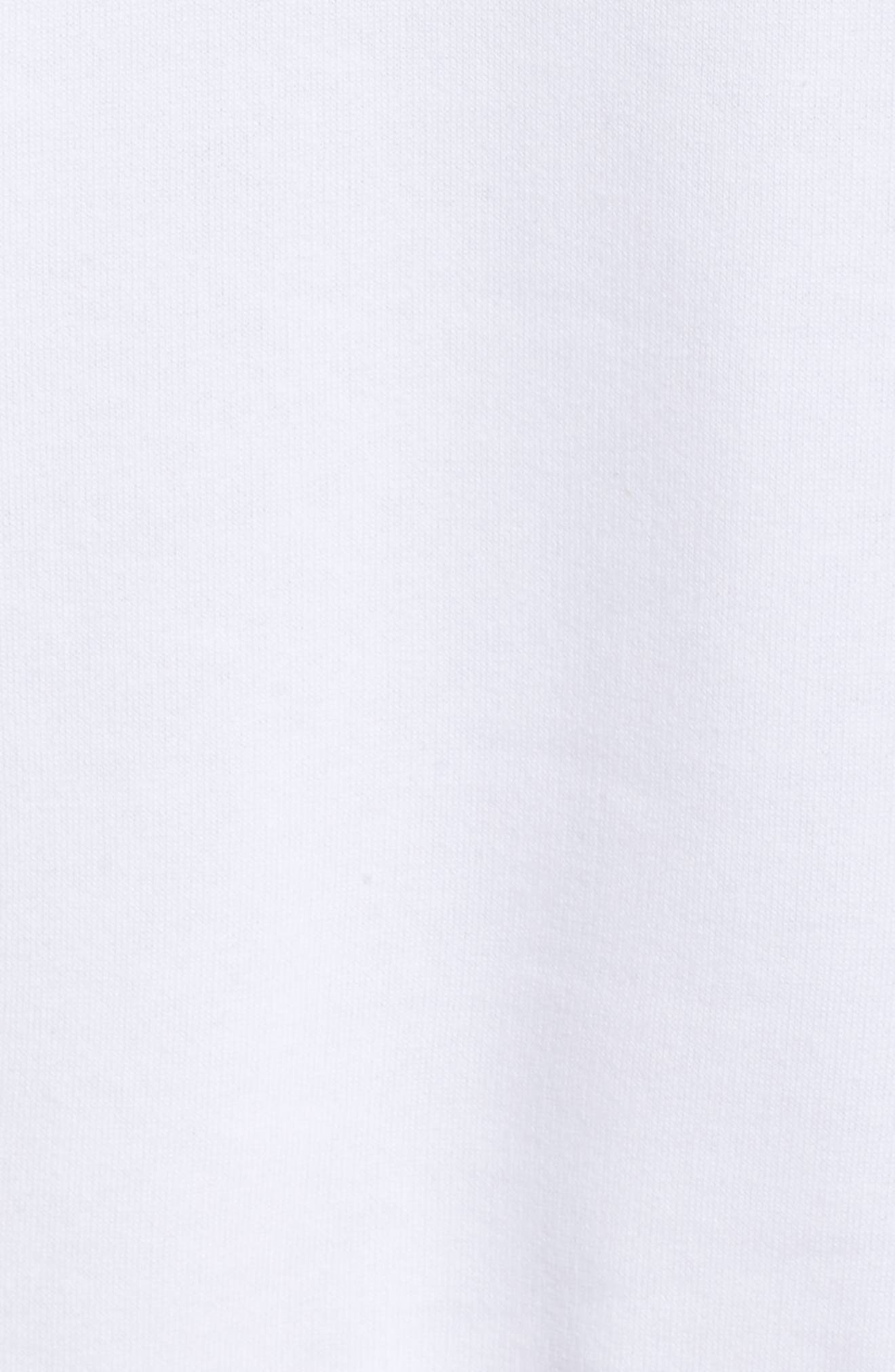 En Pointe Drawstring Dress,                             Alternate thumbnail 6, color,                             100