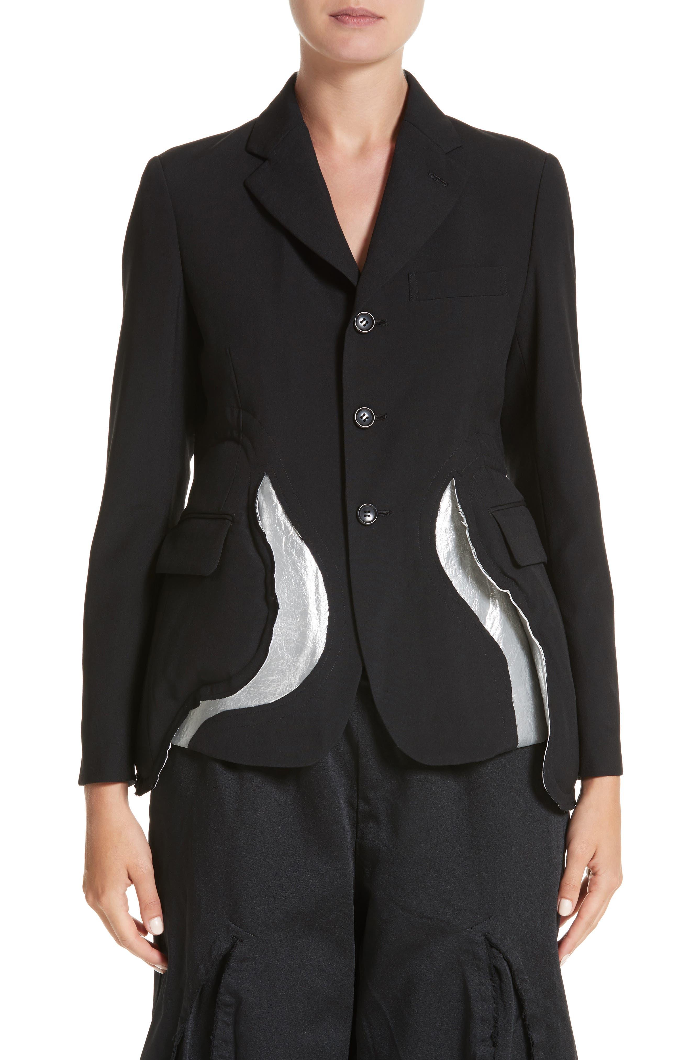 Flap Detail Jacket,                         Main,                         color, 005