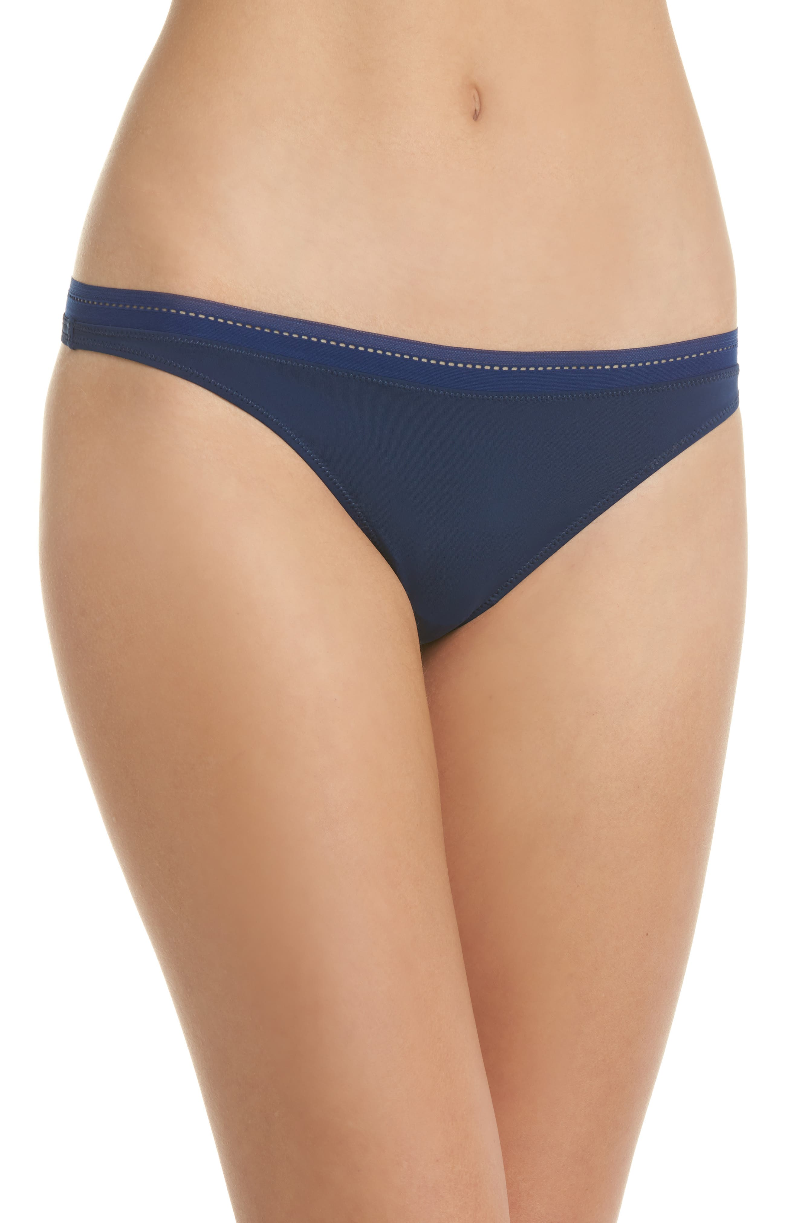 Intimately FP Truth or Dare Thong,                             Main thumbnail 5, color,