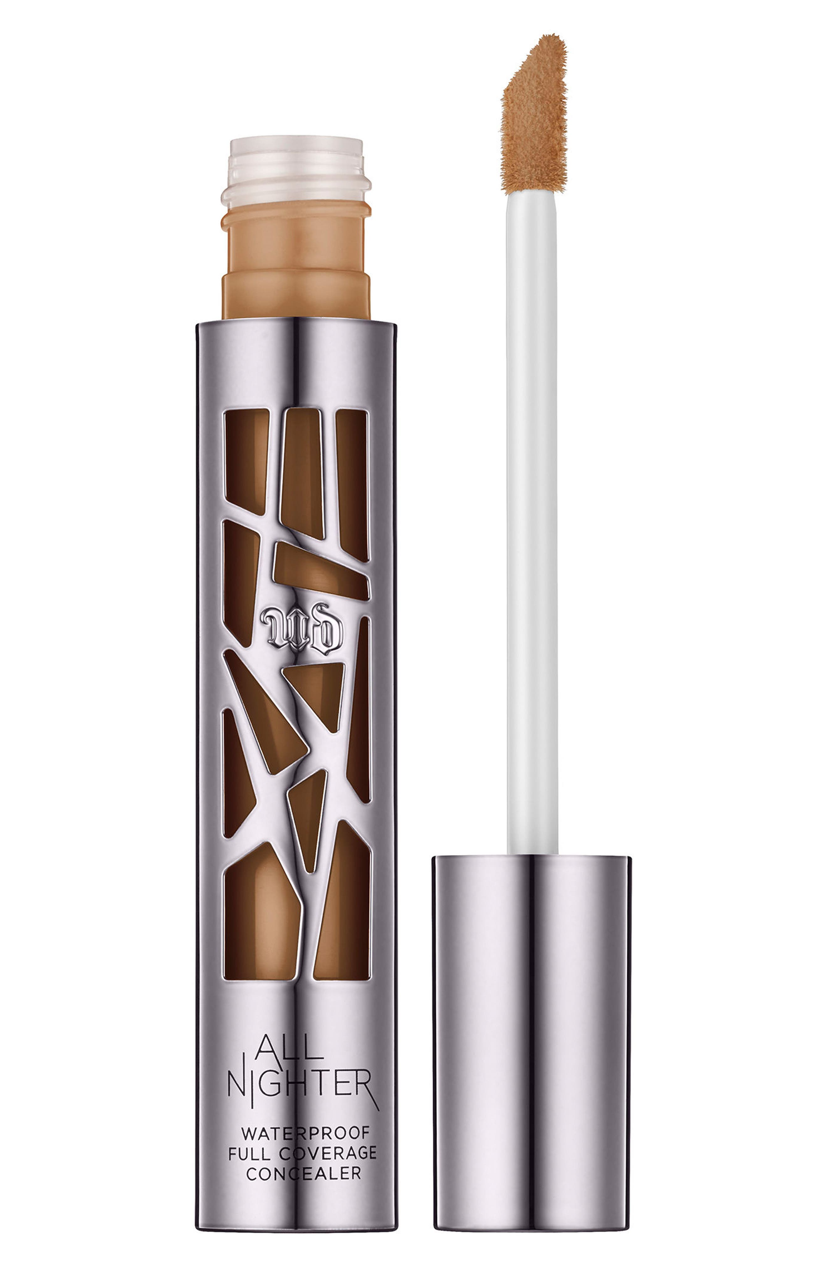 All Nighter Waterproof Full-Coverage Concealer,                             Alternate thumbnail 2, color,                             DARK GOLDEN