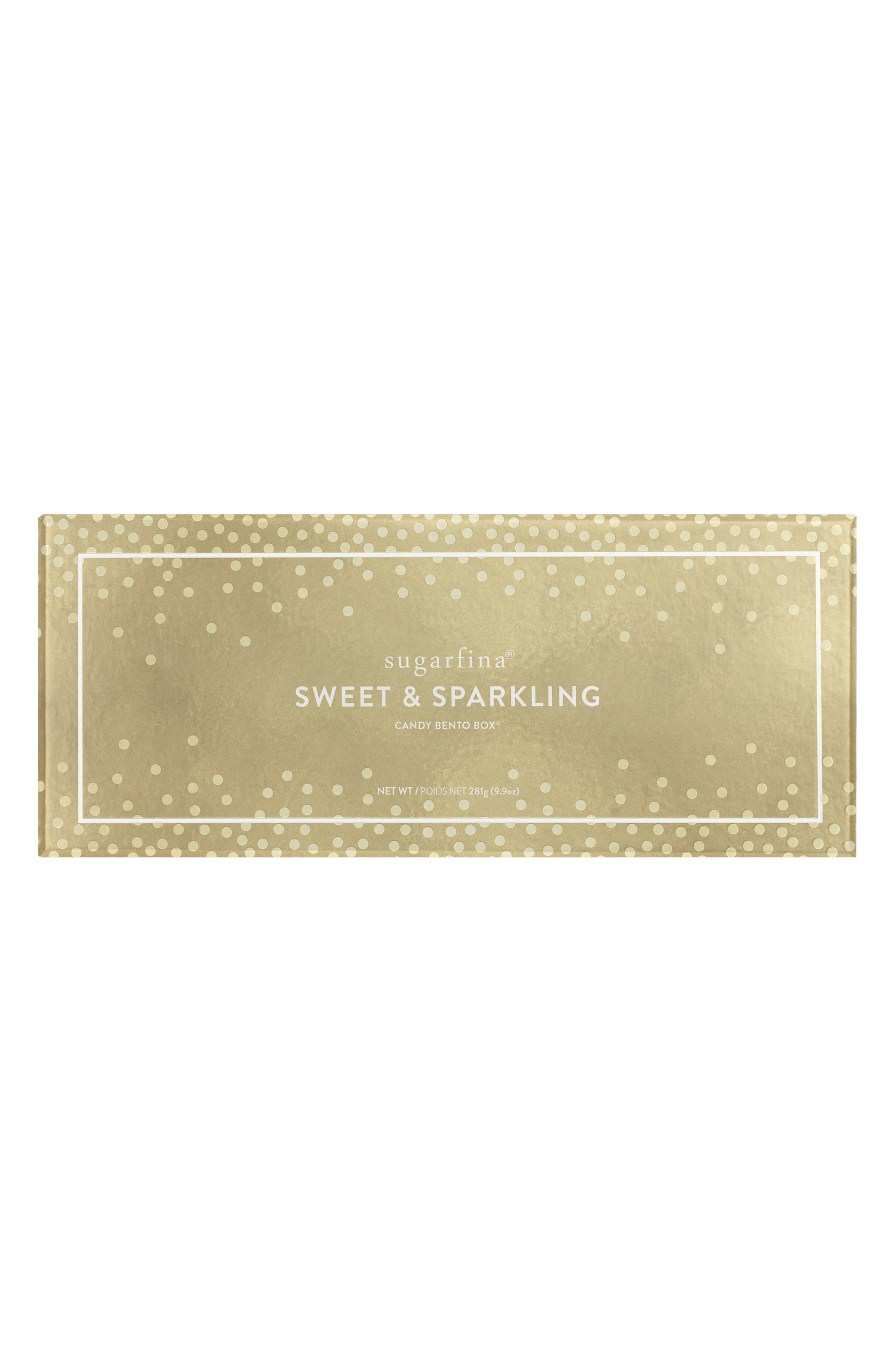 Sweet & Sparkling Set of 3 Candy Boxes,                             Alternate thumbnail 3, color,                             METALLIC GOLD