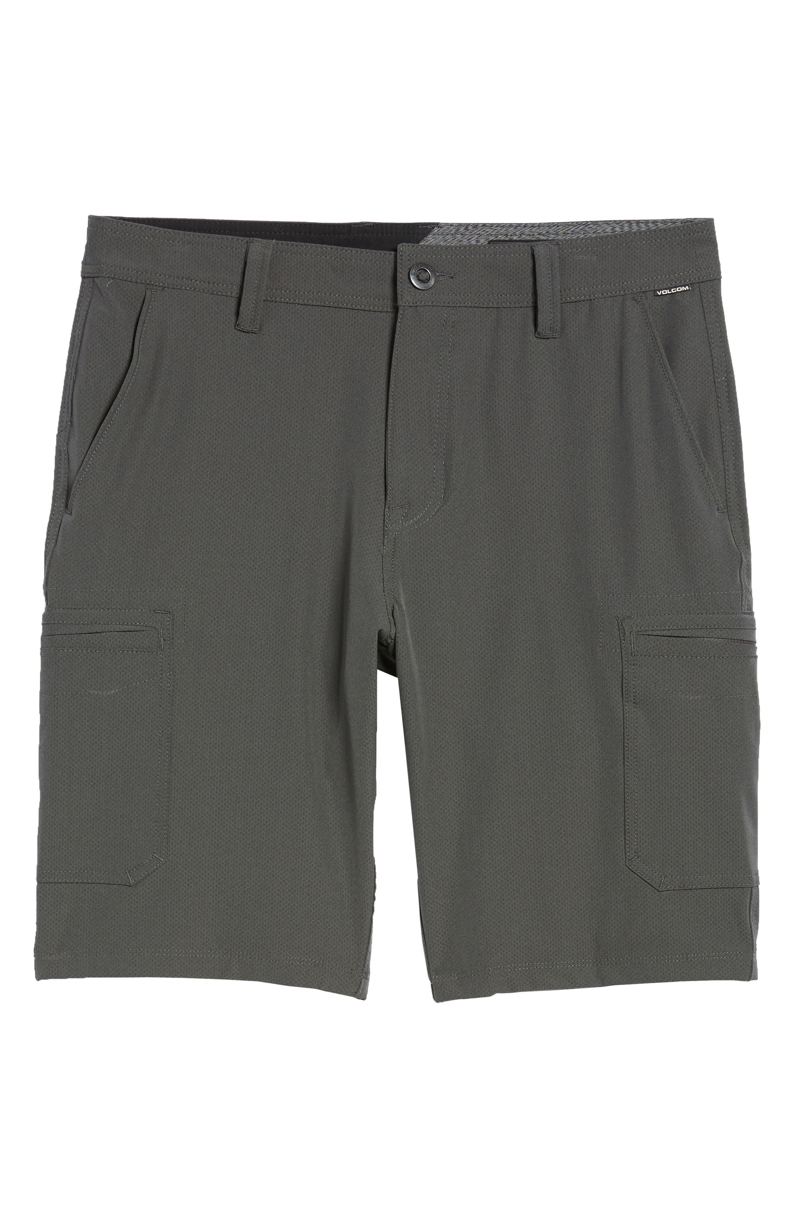Surf N' Turf Dry Cargo Hybrid Shorts,                             Alternate thumbnail 6, color,                             020
