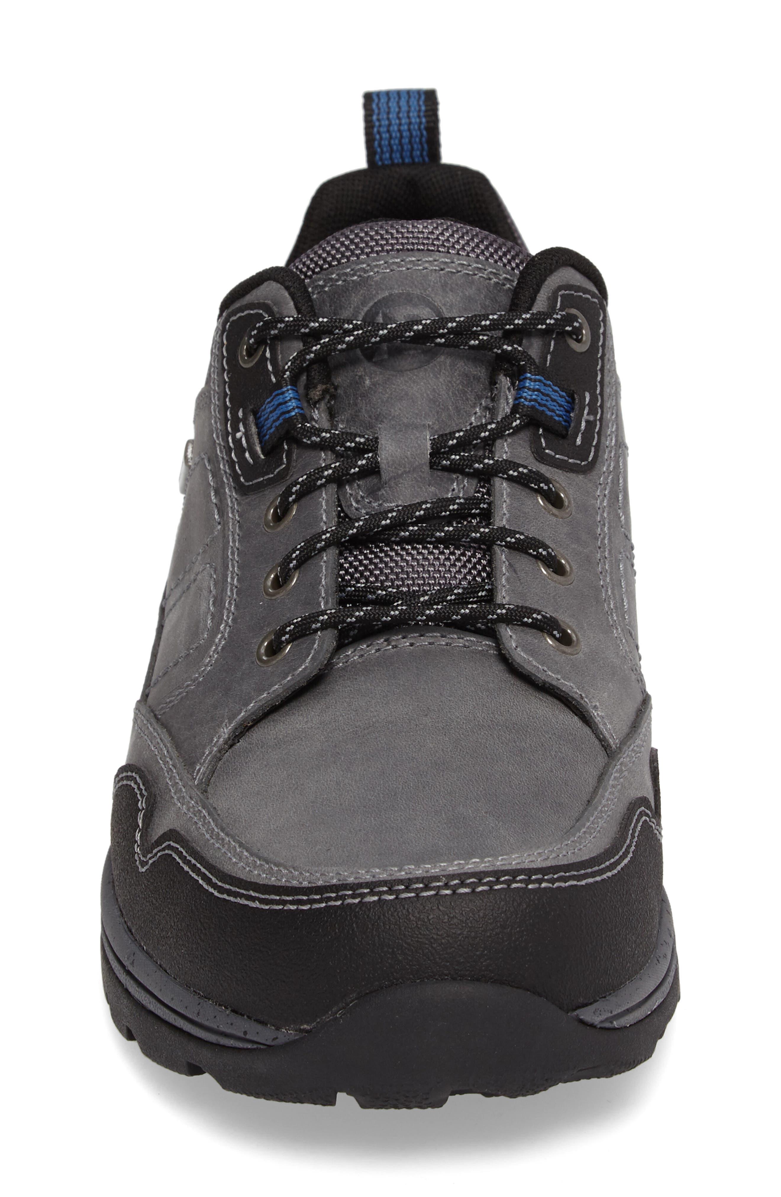 Trukka Hiking Shoe,                             Alternate thumbnail 4, color,                             GREY