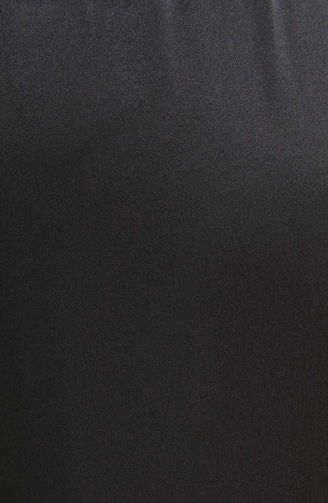 Dyre D Silk Jogger Pants,                             Alternate thumbnail 5, color,                             002