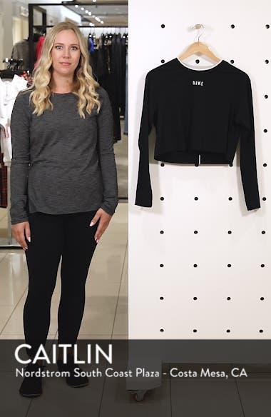 Sportswear Tech Pack Women's Long Sleeve Top, sales video thumbnail