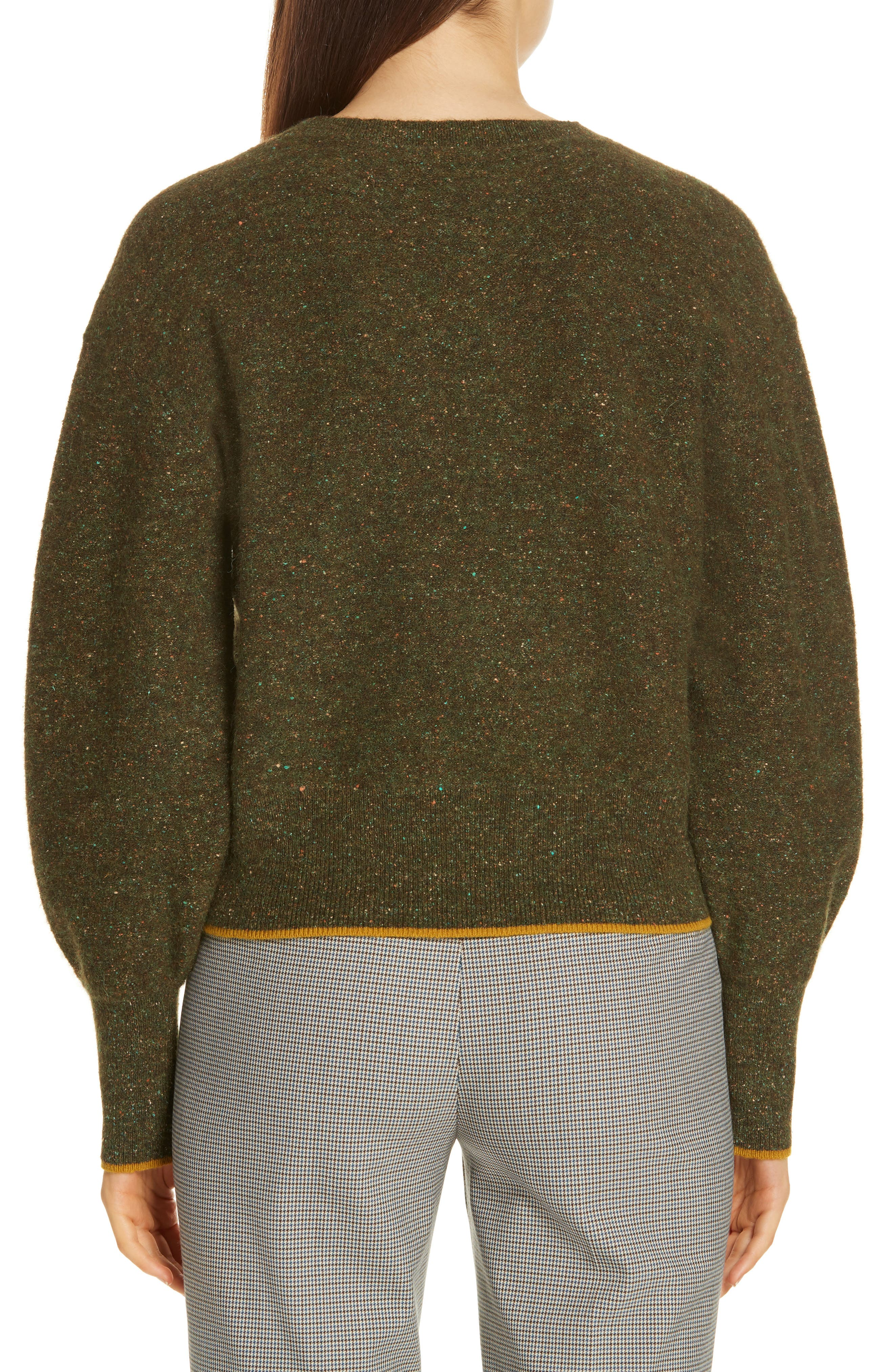 Tweed Knit Sweater,                             Alternate thumbnail 2, color,                             310