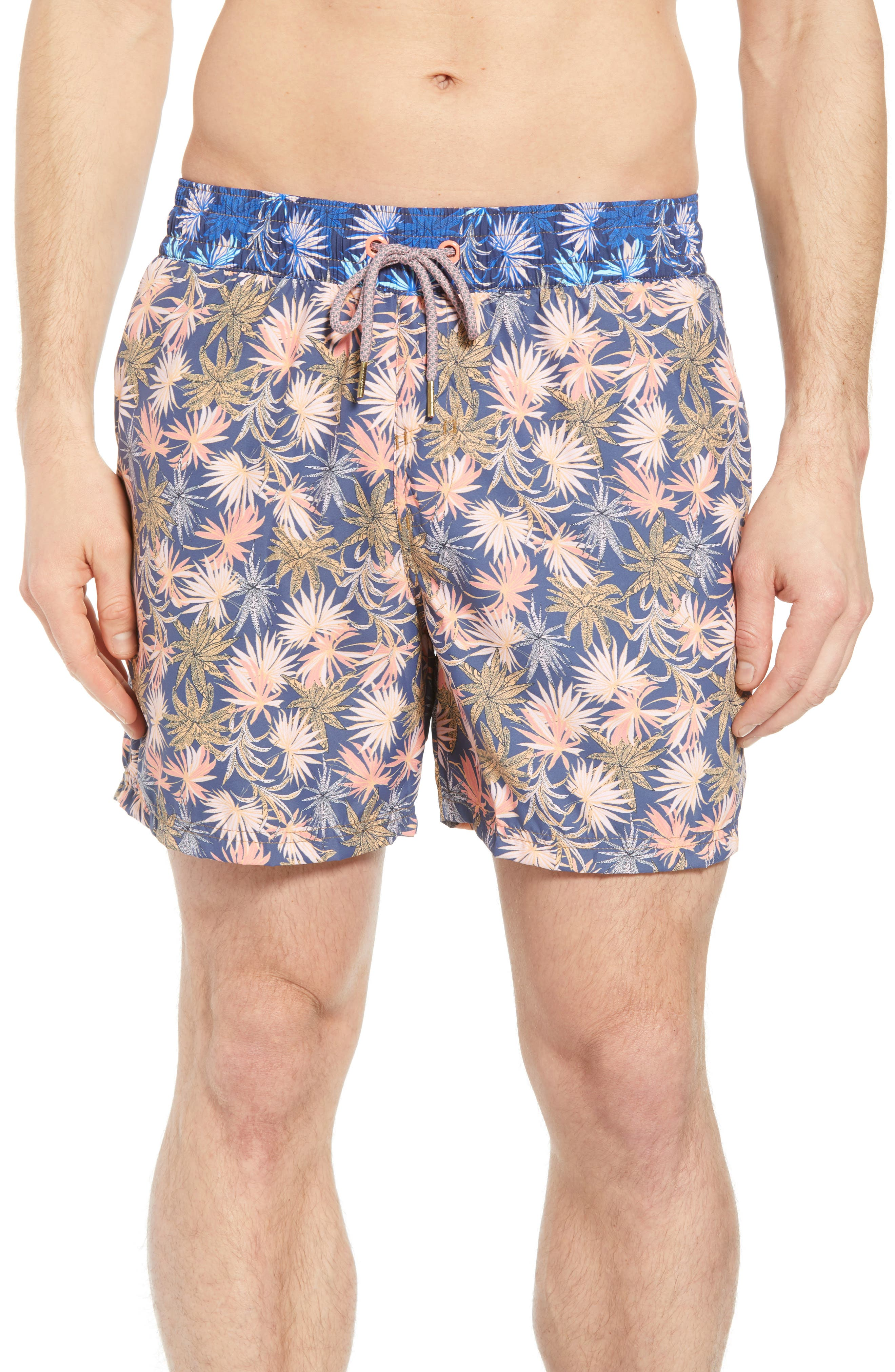 Kickflip Sport Fit Swim Trunks,                             Main thumbnail 1, color,                             400