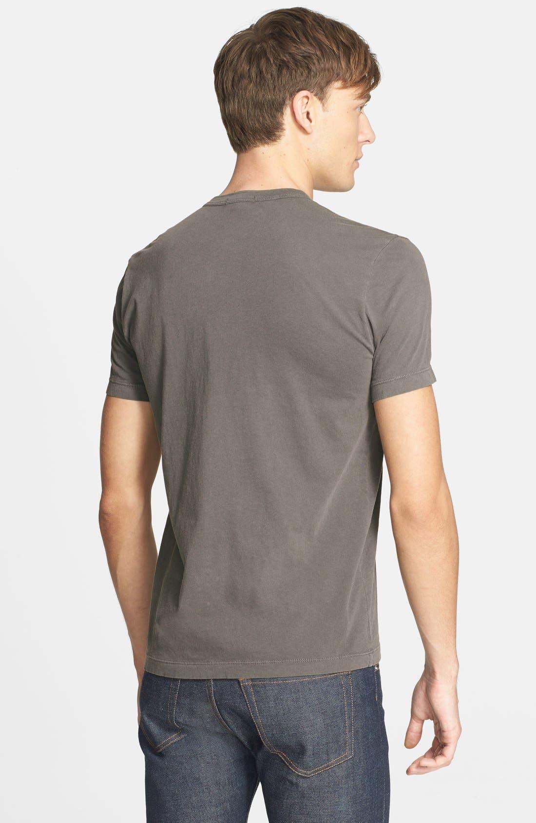 Crewneck Jersey T-Shirt,                             Alternate thumbnail 273, color,