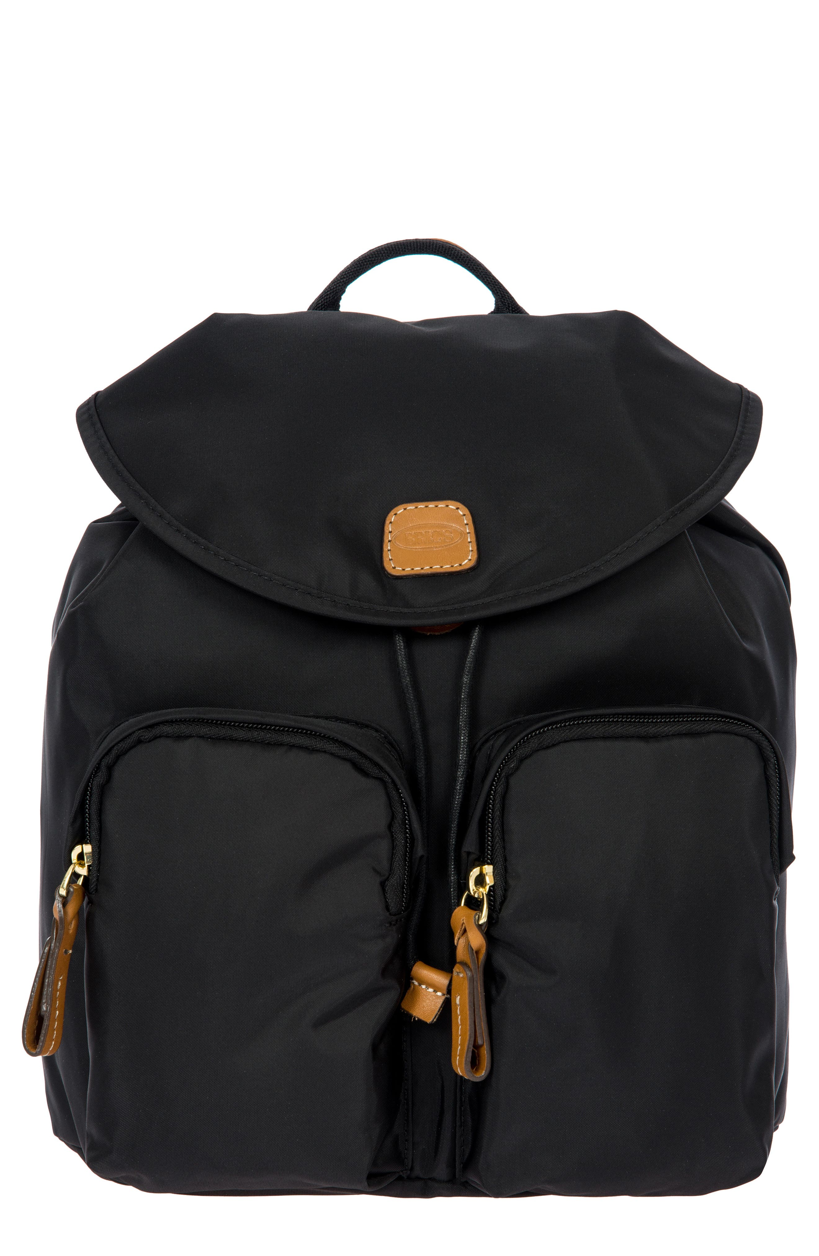 X-Travel City Backpack,                         Main,                         color, BLACK