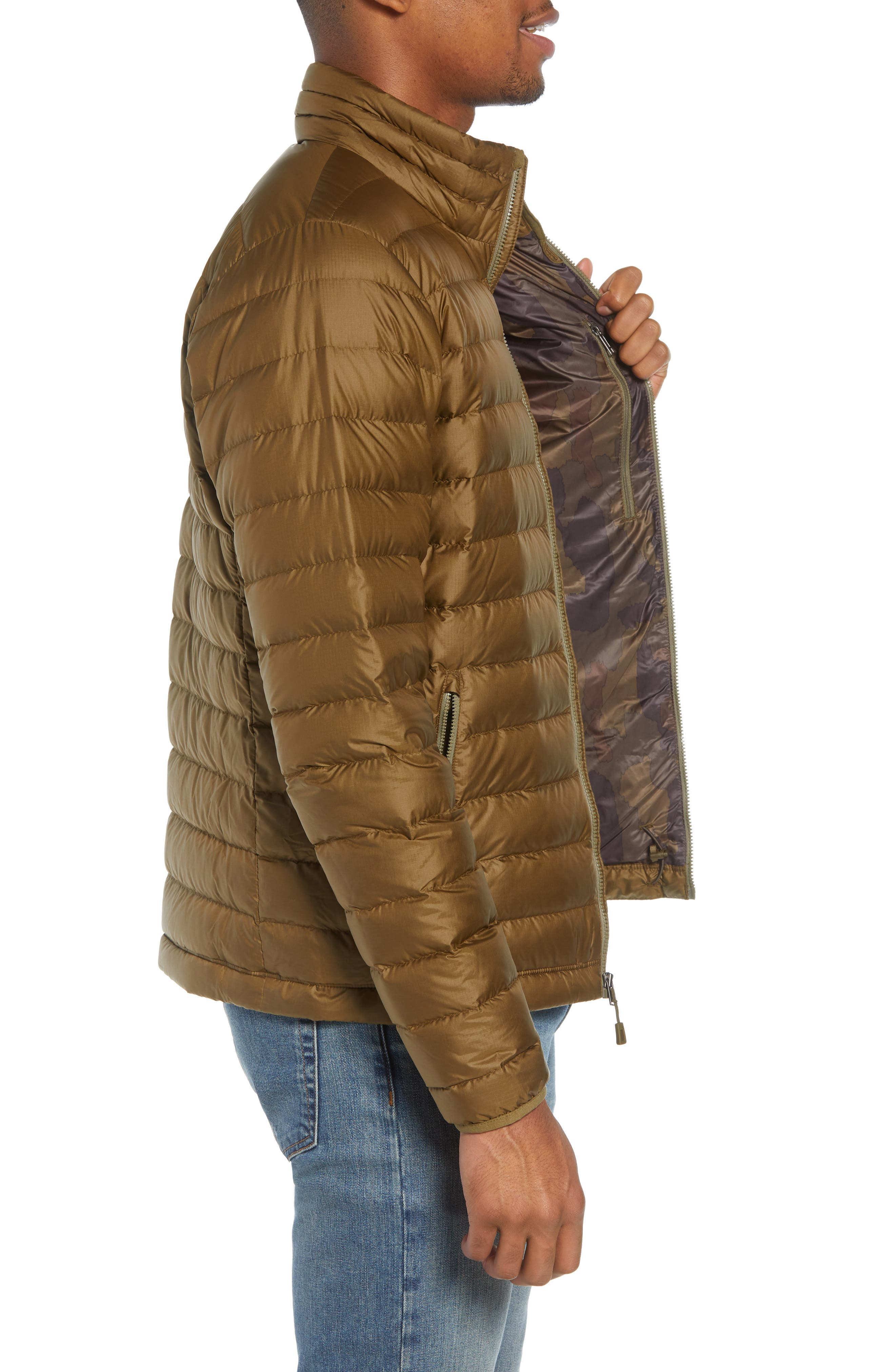 Water Repellent Down Jacket,                             Alternate thumbnail 44, color,