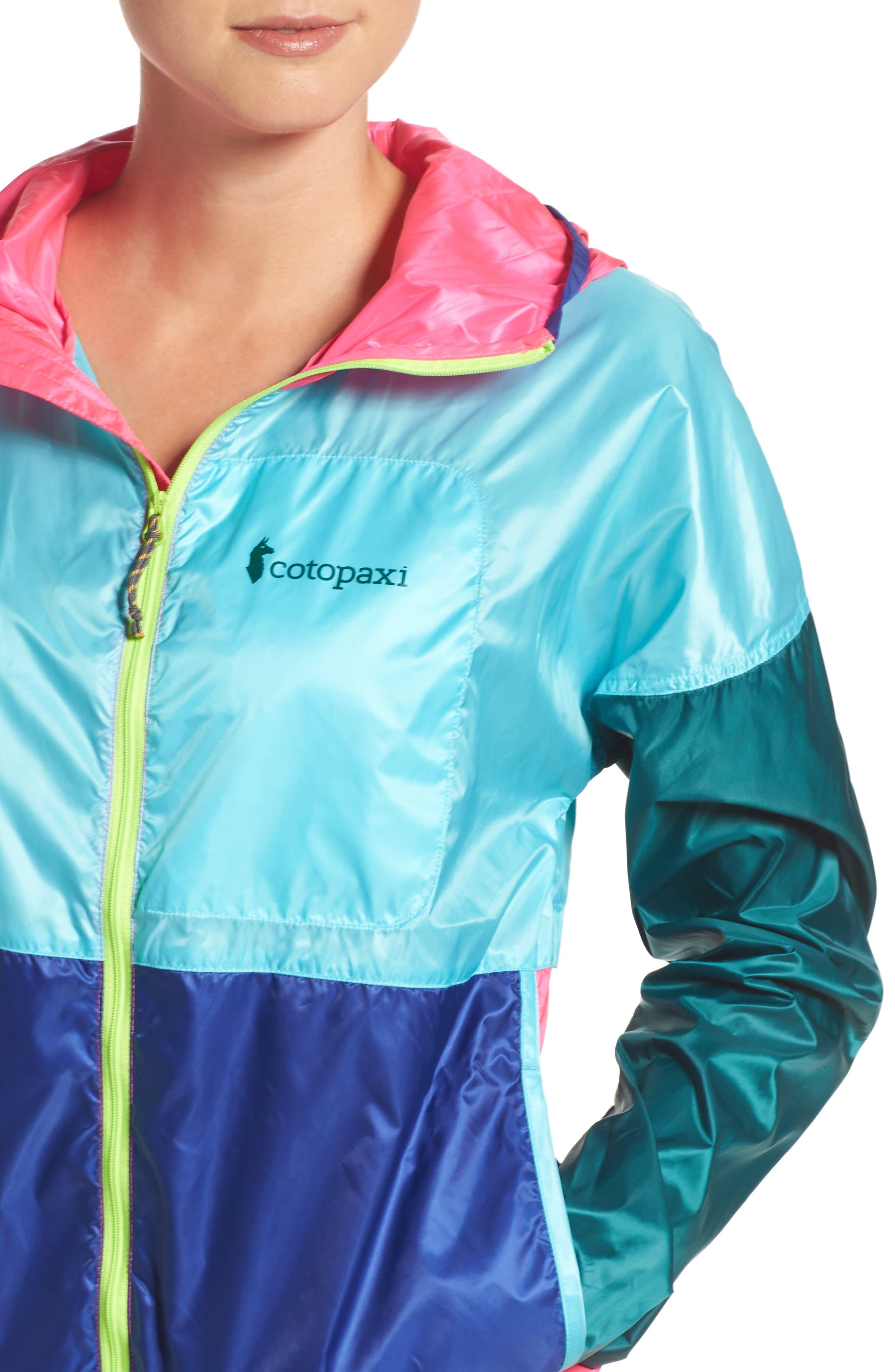 Teca Packable Water Resistant Windbreaker Jacket,                             Alternate thumbnail 25, color,