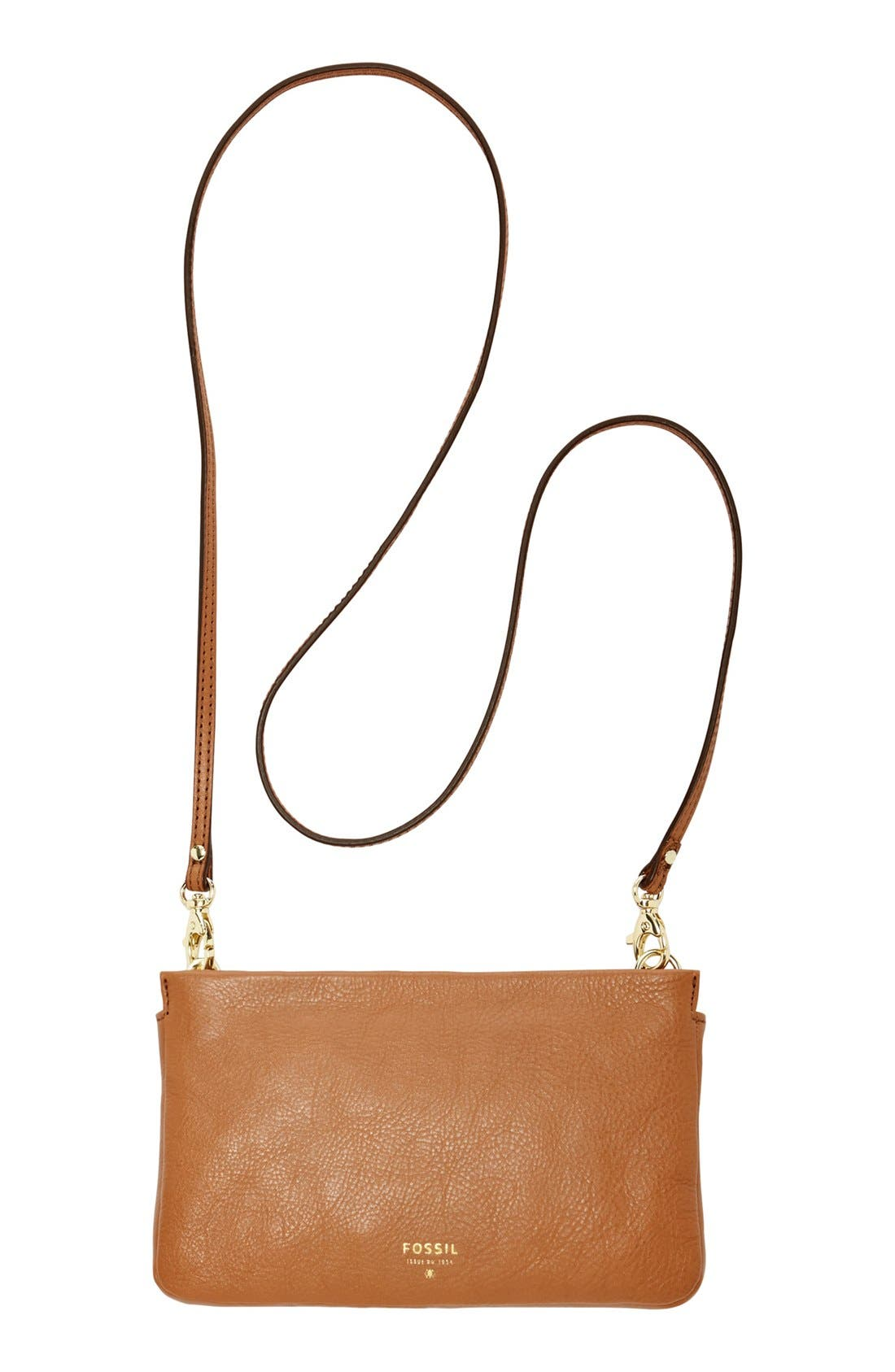 'Mini' Crossbody Bag,                             Alternate thumbnail 10, color,