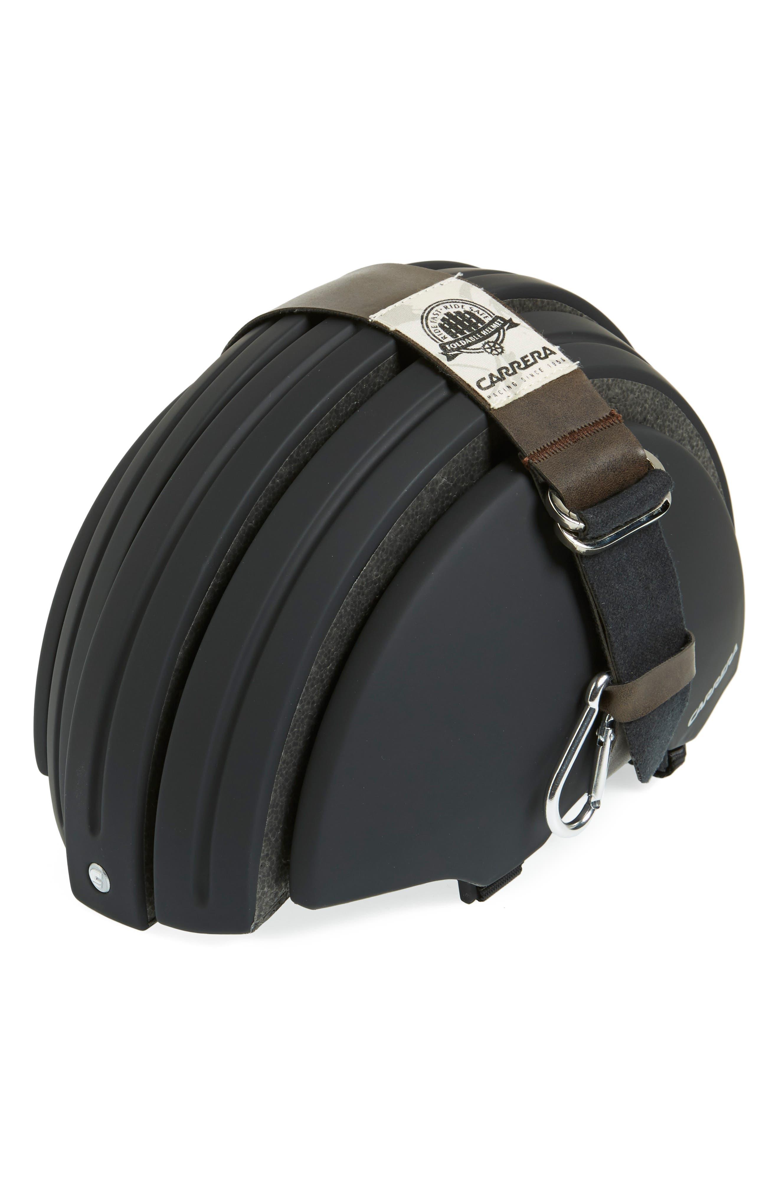 Folding Bicycle Helmet,                             Alternate thumbnail 3, color,                             001